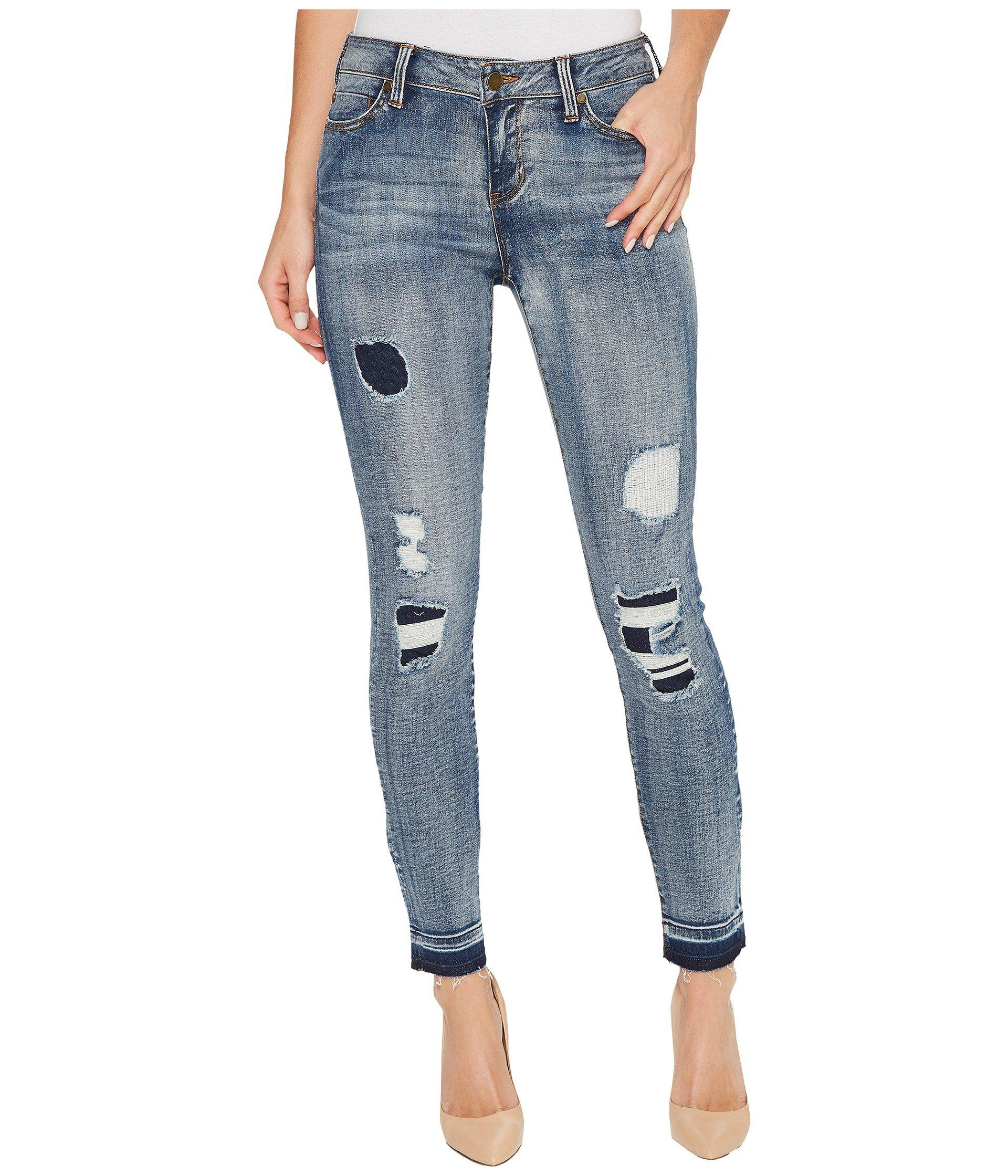 wash super lyst denim lvpl vintage in embroidered farrah flare jeans stretch liverpool by with comfort company comforter waist clothing beverly