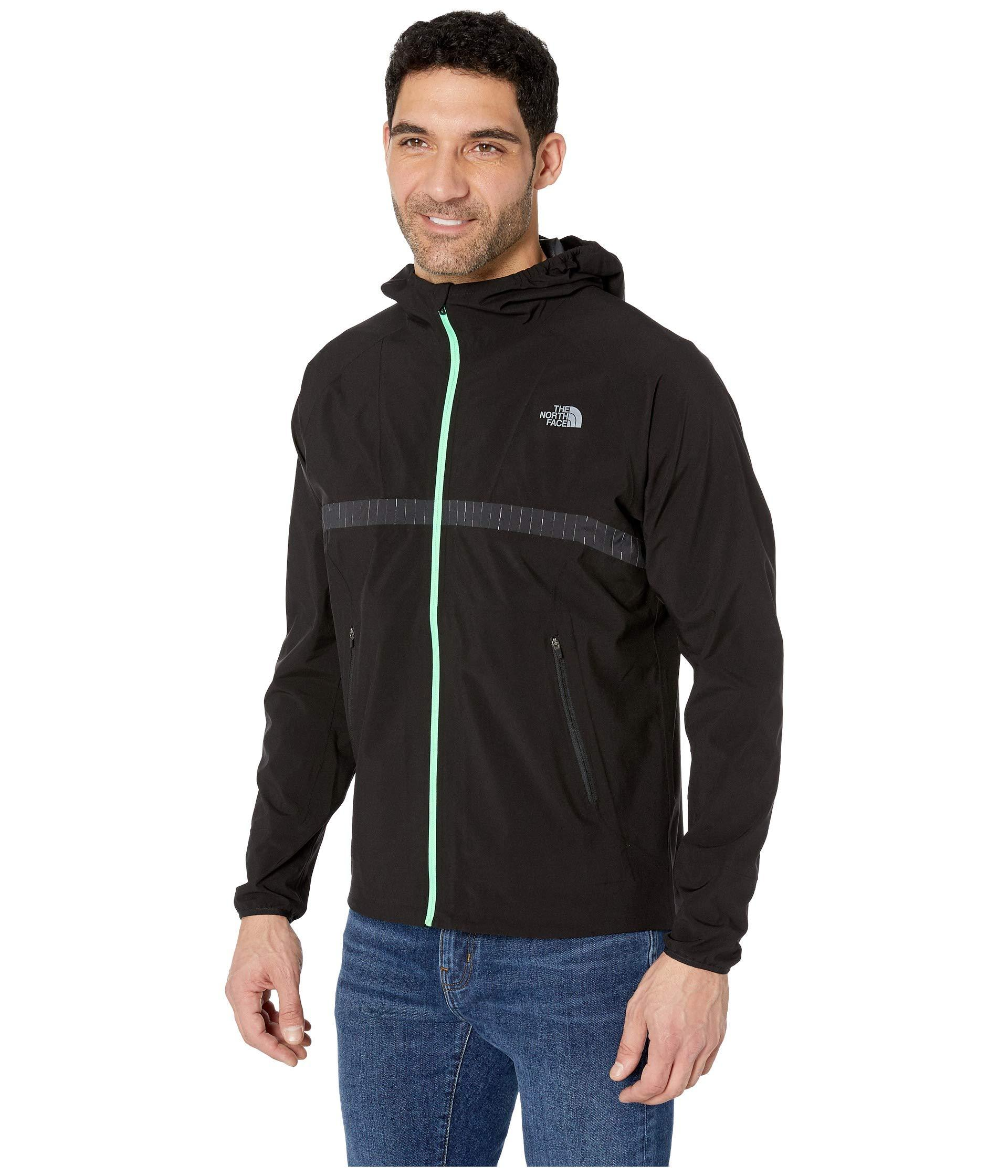 a4e2c45a24 Lyst - The North Face Ambition Rain Jacket (tnf Black) Men s Coat in Black  for Men