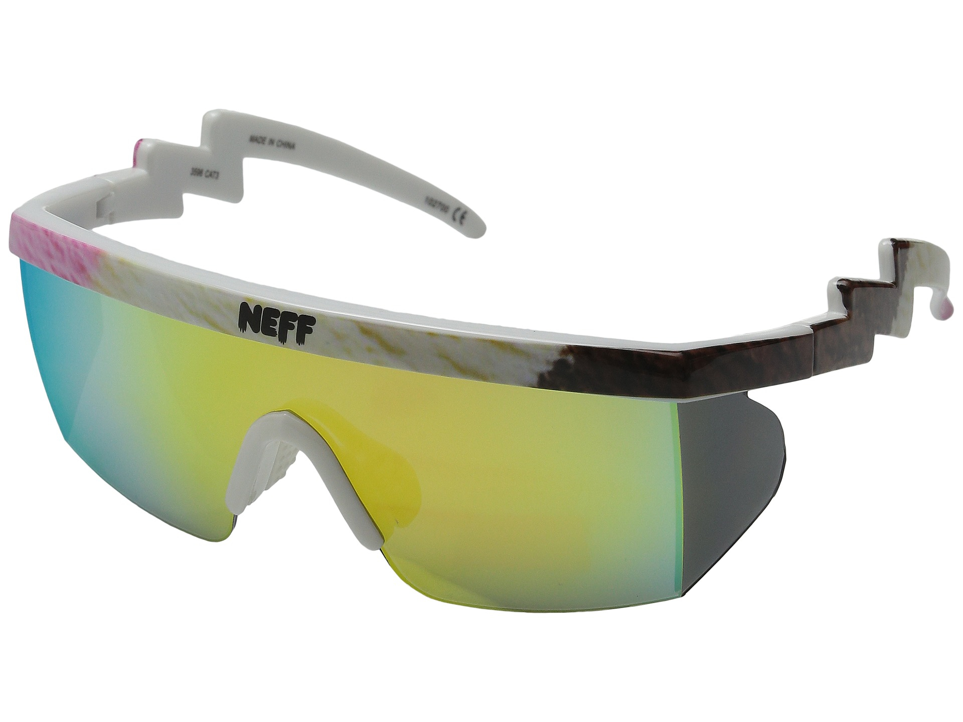 73bebceac63 Lyst - Neff Brodie Shades for Men