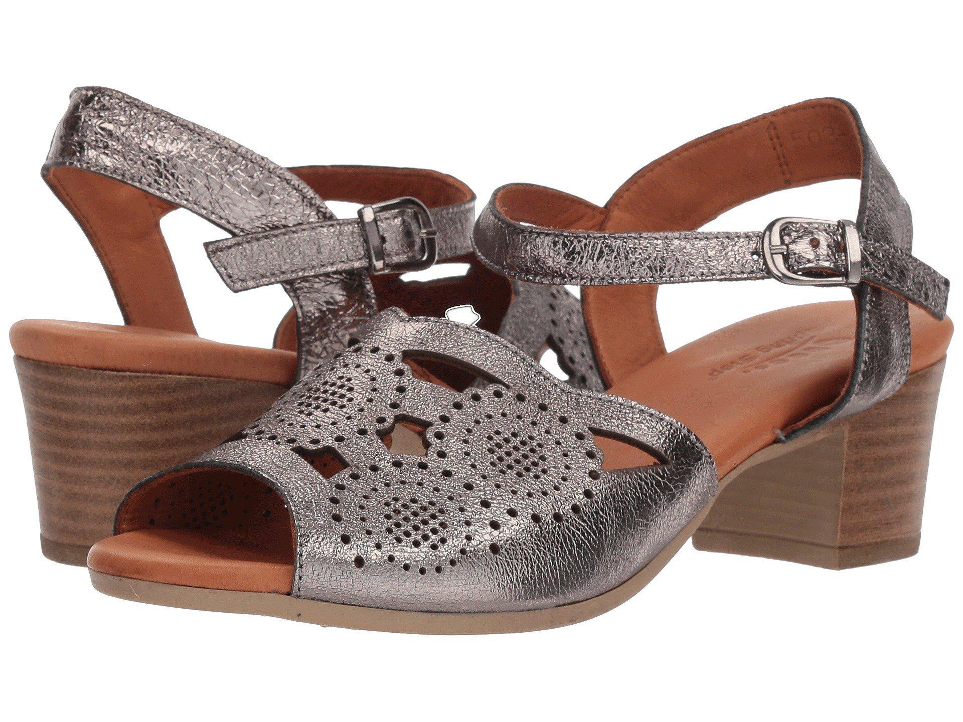 Spring Step Laverra Block Heel Sandal nMYVALX