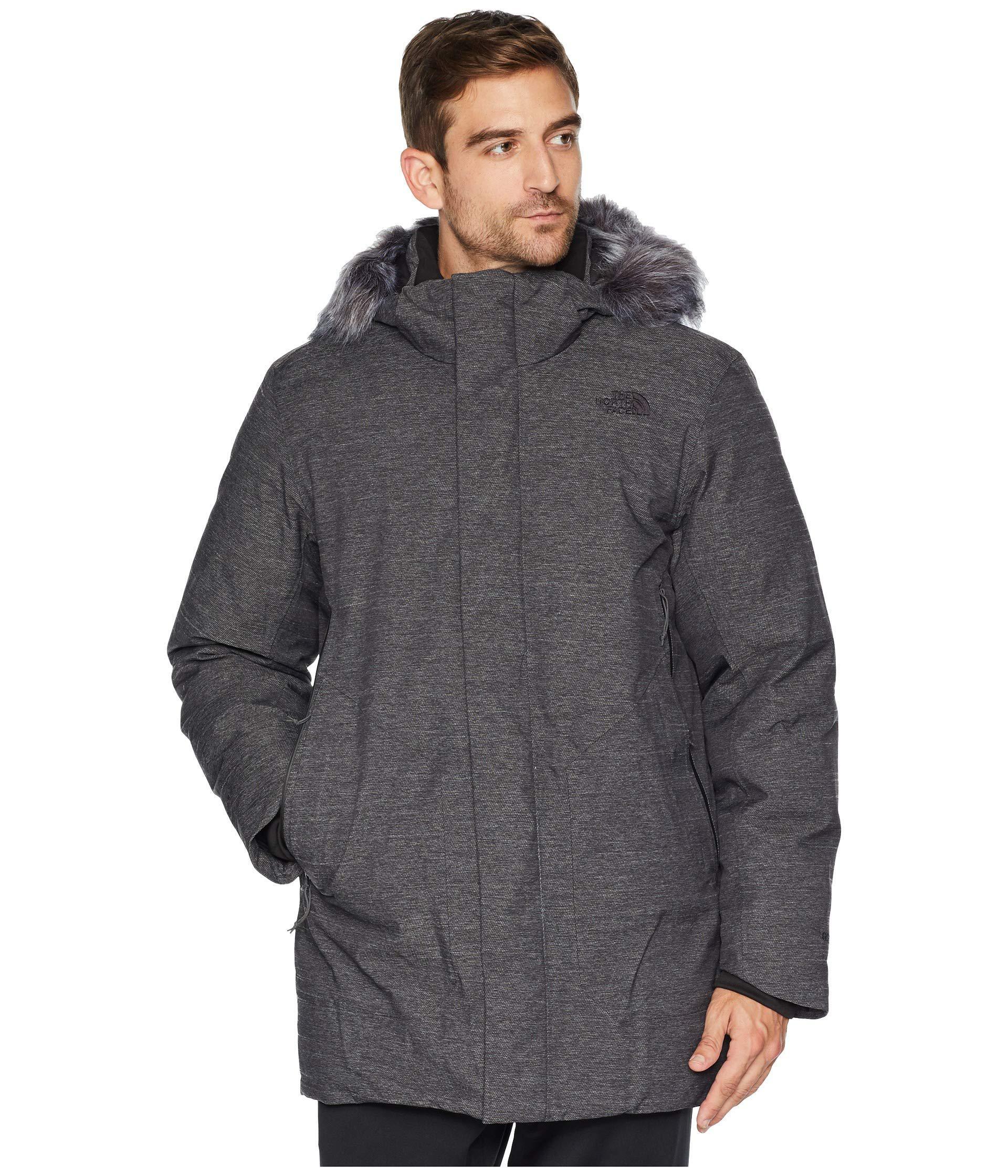 ab527684c36f3 Lyst - The North Face Defdown Parka Gtx (urban Navy) Men s Coat in ...