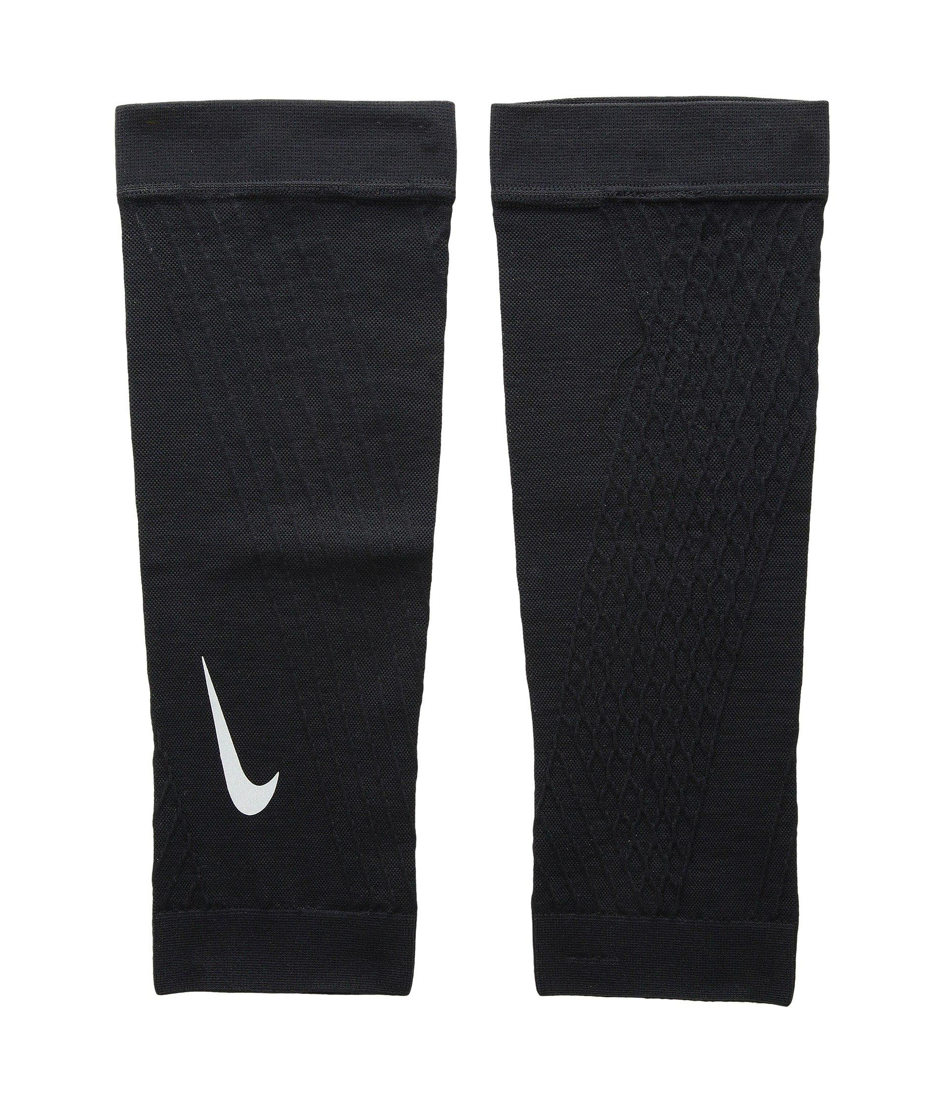 e6a9a54d3a Nike Zoned Support Calf Sleeves (black/silver) Athletic Sports ...