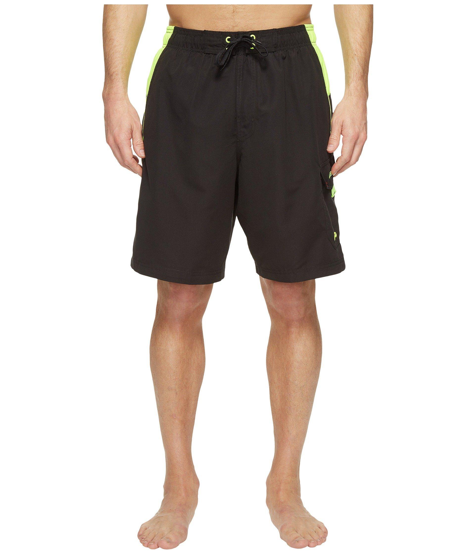 2dd2c6e84e34e Lyst - Speedo Sport Volley ( Navy) Men's Swimwear in Black for Men