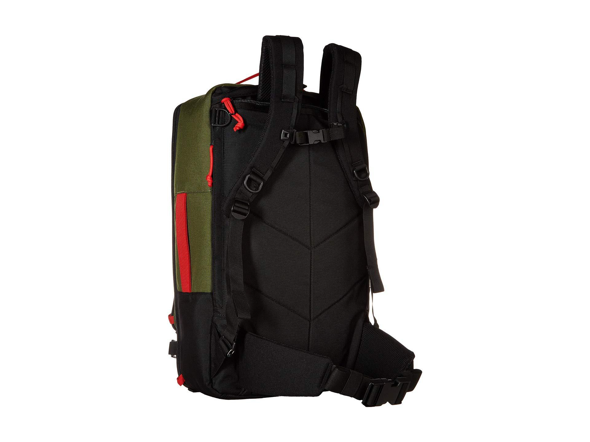 Lyst - Topo Designs Travel Bag 40l (olive) Bags in Green for Men af3be1d34c