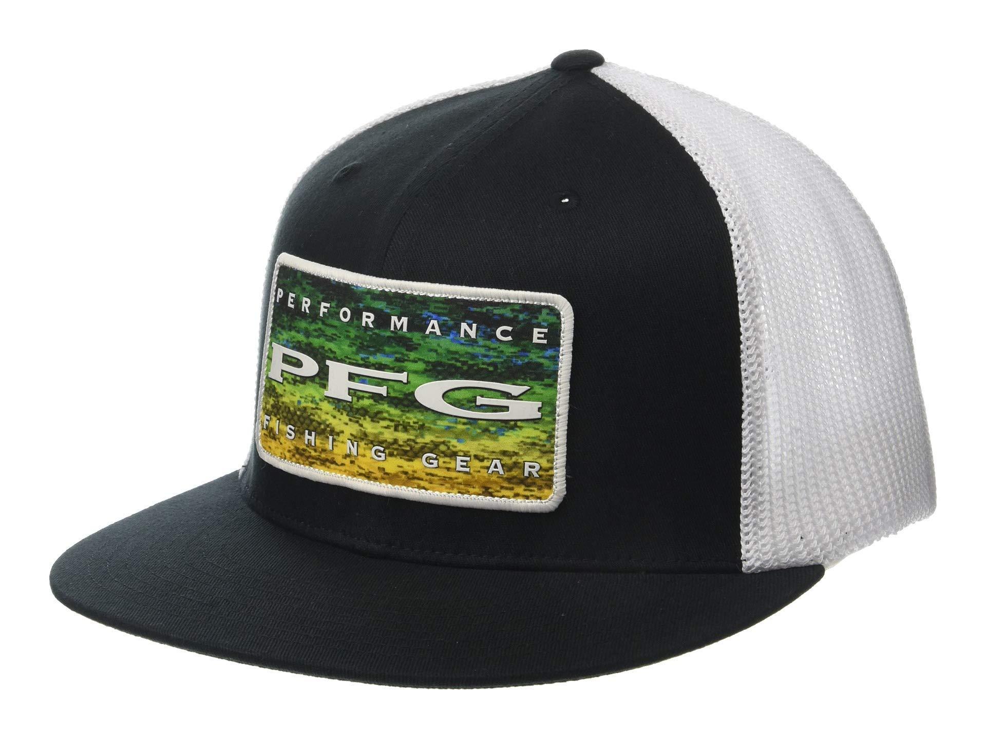 1faf2e02c62 Columbia. Men s Pfg Mesh Flat Brim Ballcap (titanium fish Flag) Baseball  Caps.  25 From Zappos. Free shipping ...