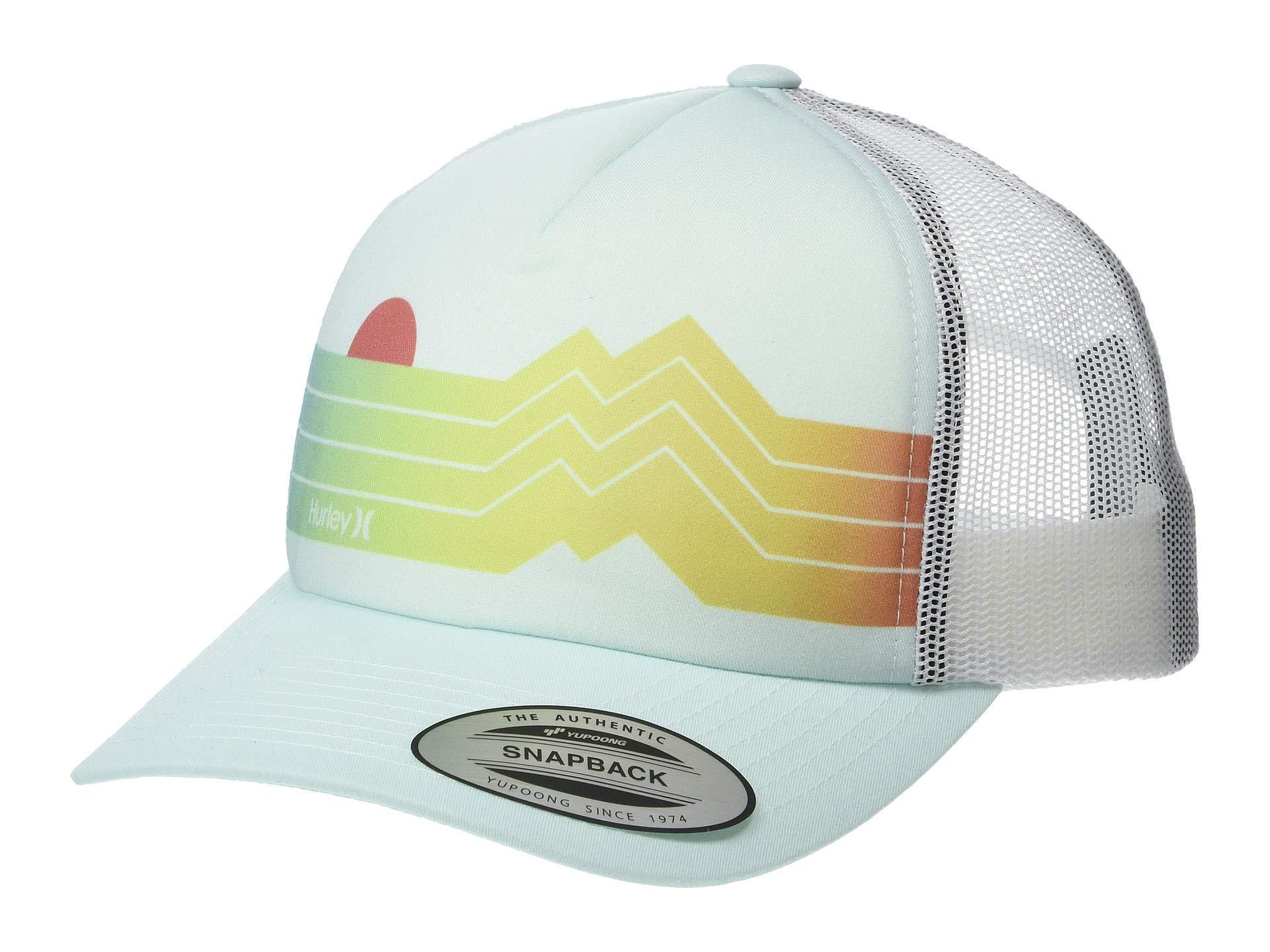 purchase cheap e4400 8aaec Hurley. Men s Tepic Trucker Hat (tropical Twist) Baseball Caps