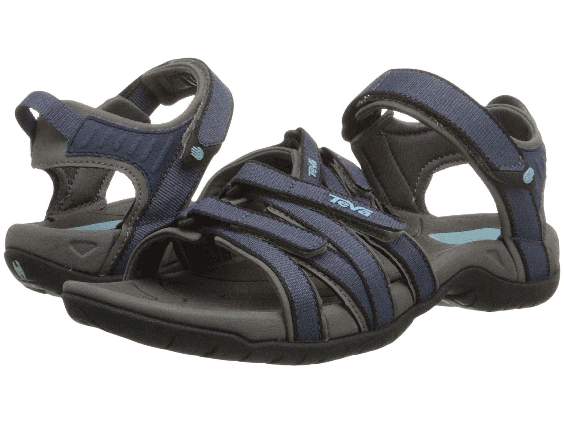 cab70d08458 Lyst - Teva Tirra (hera Gray Mist) Women's Sandals in Blue