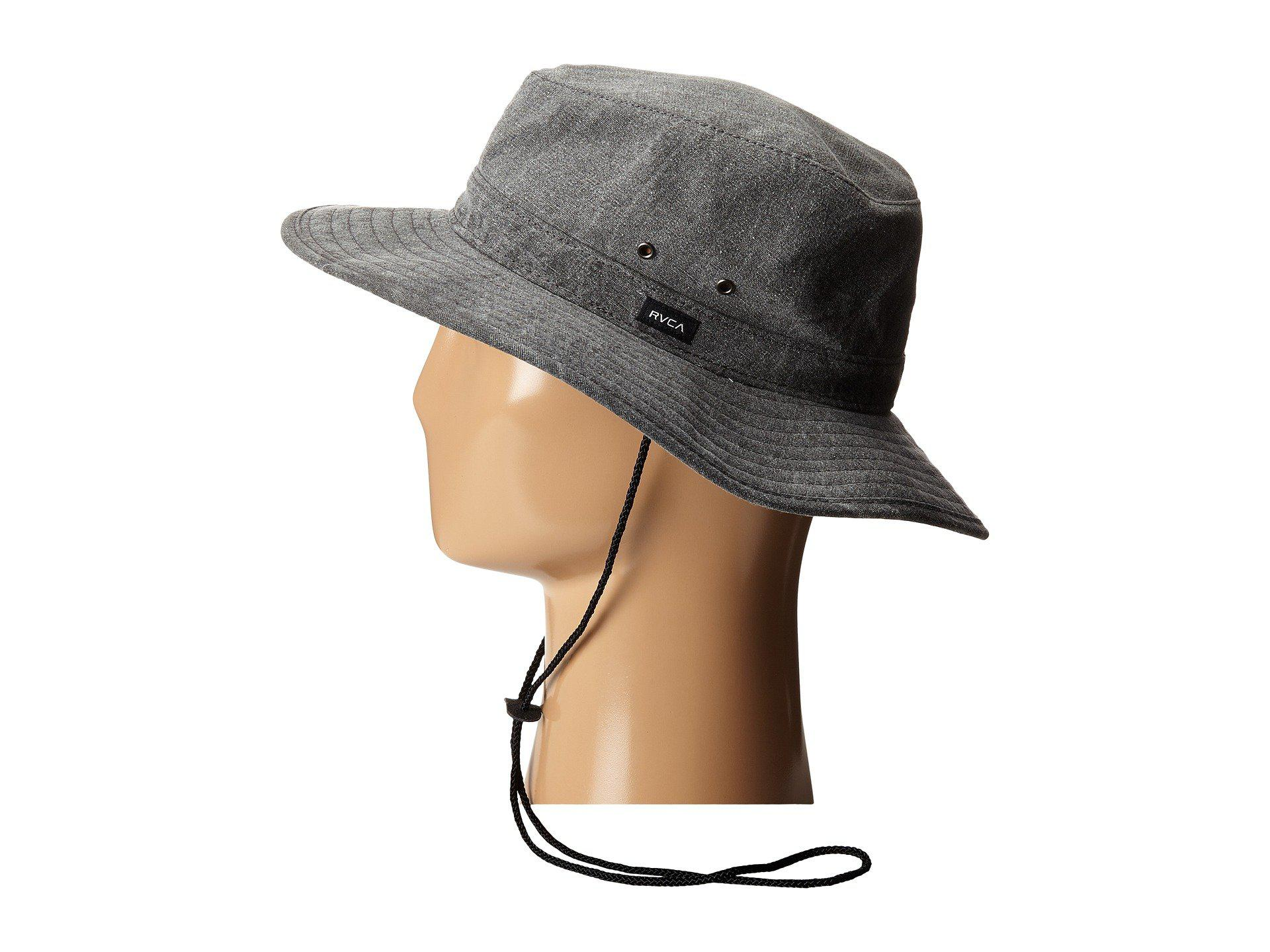 d38564aafbf41f ... switzerland lyst rvca telegraph hat for men 62056 43856