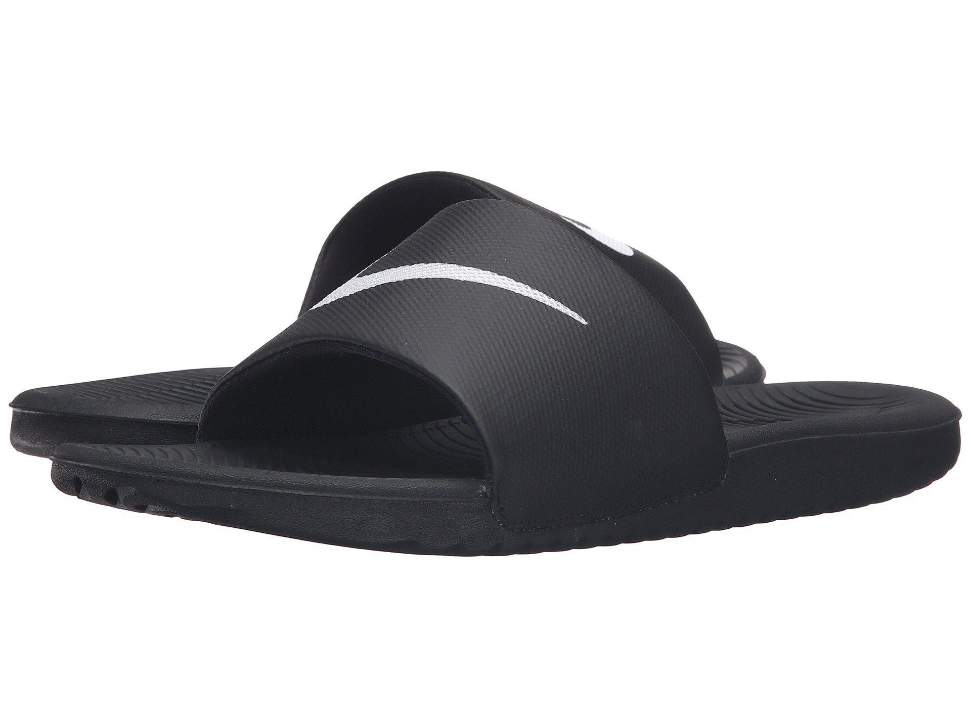 fc234060a963 Lyst - Nike Kawa Slide (white black) Men s Slide Shoes in White for Men