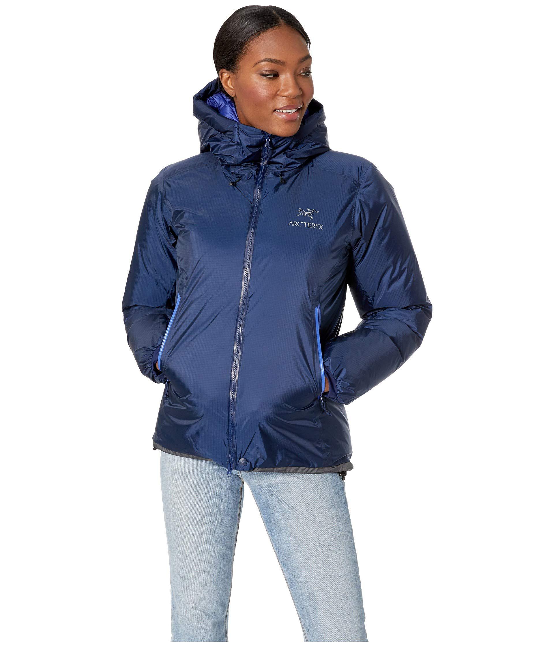 Arc'teryx Firebee Ar Parka (twilight) Women's Coat in Blue ...