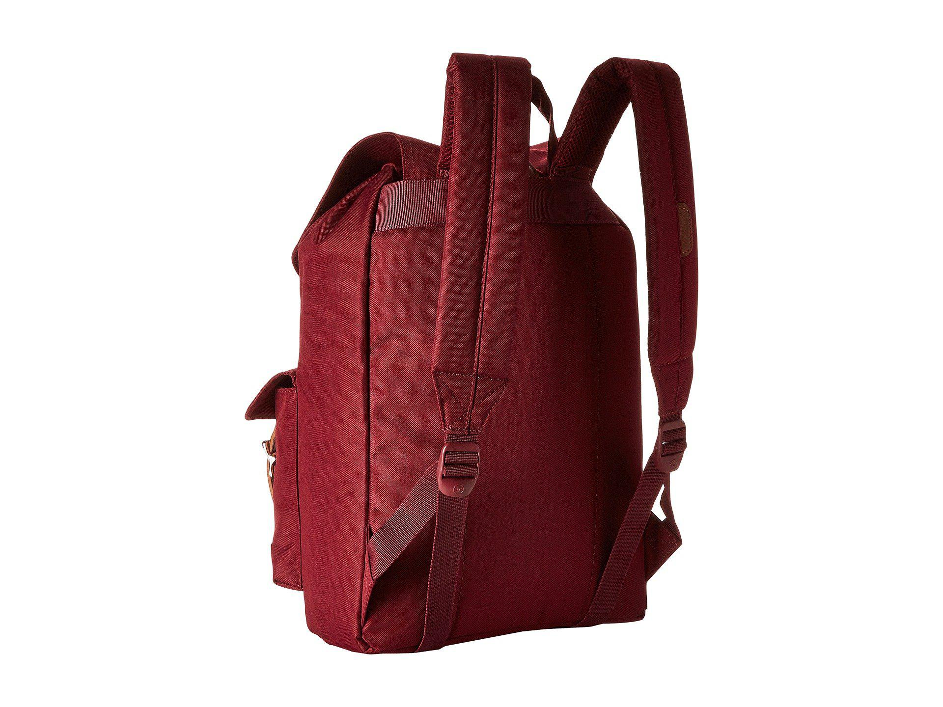 00bd69fa50d Herschel Supply Co. - Natural Dawson (windsor Wine tan Synthetic Leather)  Bags. View fullscreen