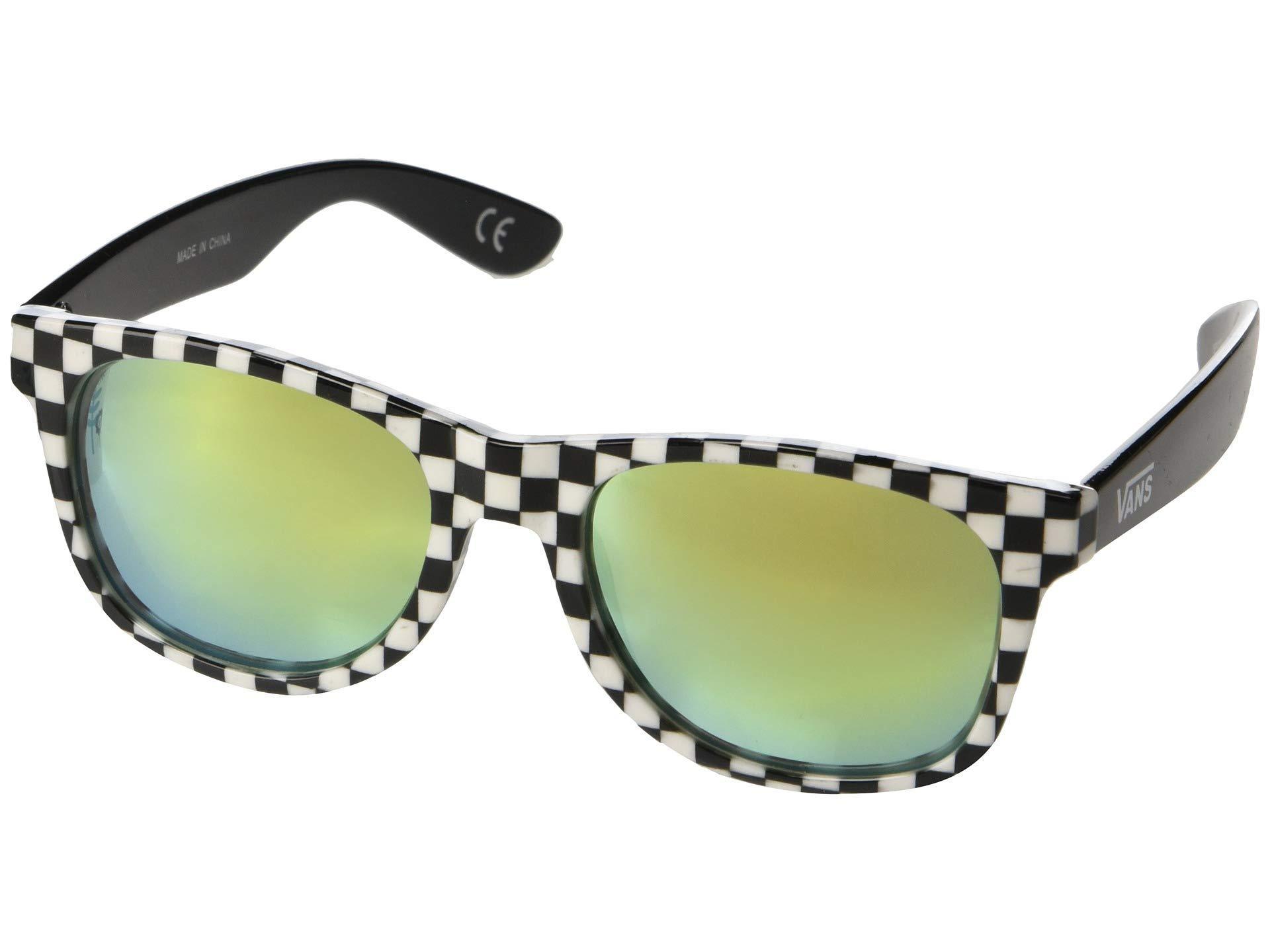 3793b9c819055b Lyst - Vans Spicoli 4 Shades (white lapis Blue) Fashion Sunglasses ...