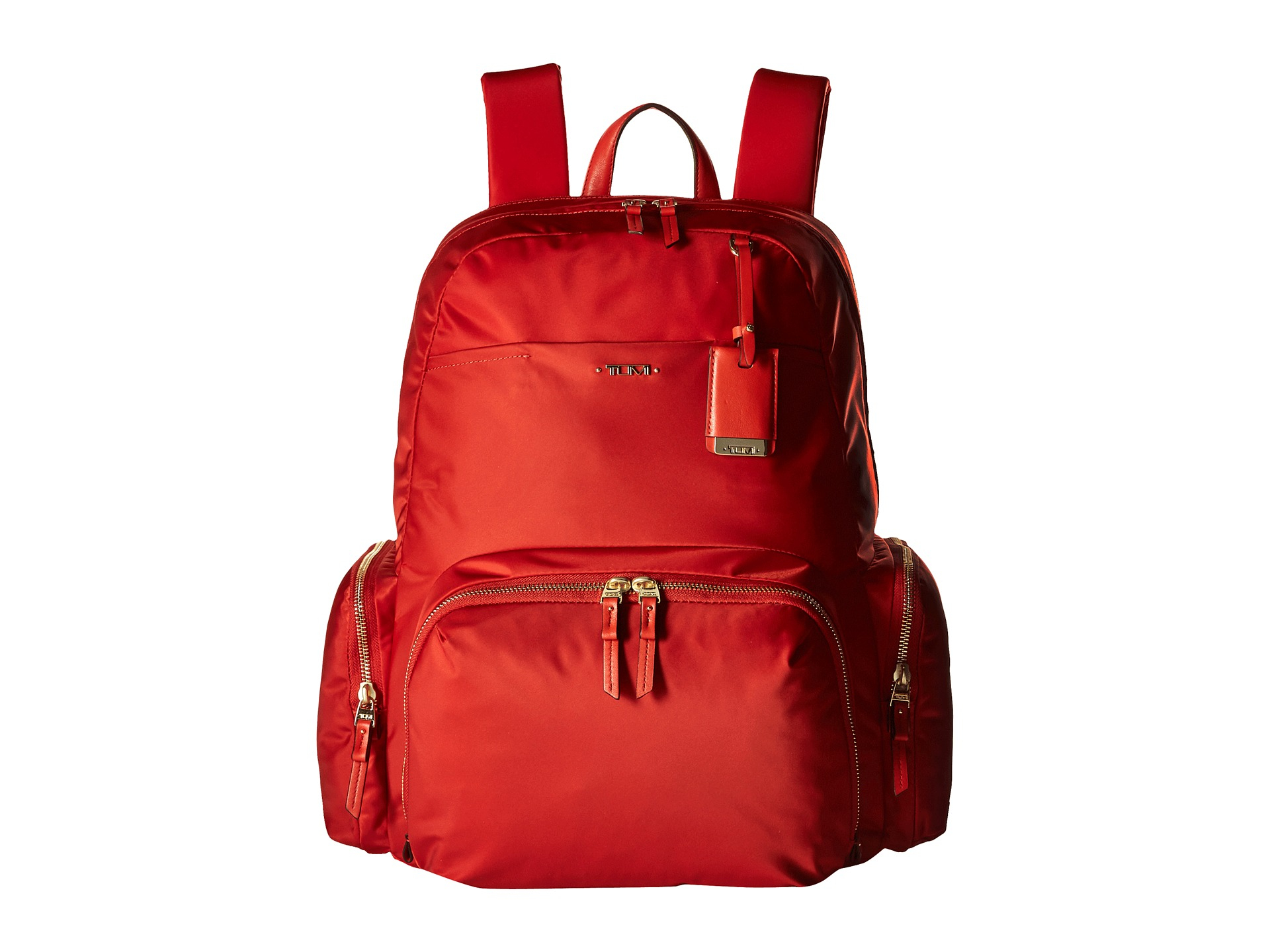 Tumi Voyageur - Calais Backpack in Red | Lyst