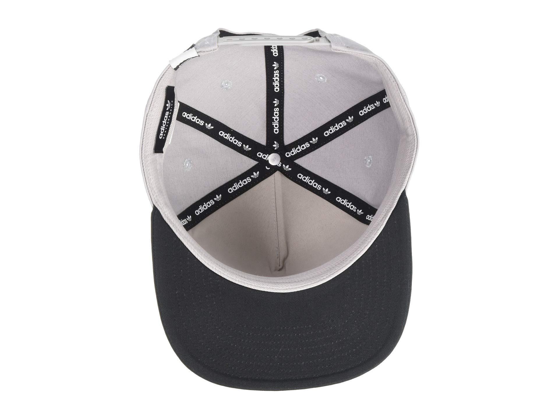 1ebd7b9ecad2a Adidas Originals - Two-tone Blackbird Snapback Hat (light Granite black)  Caps. View fullscreen