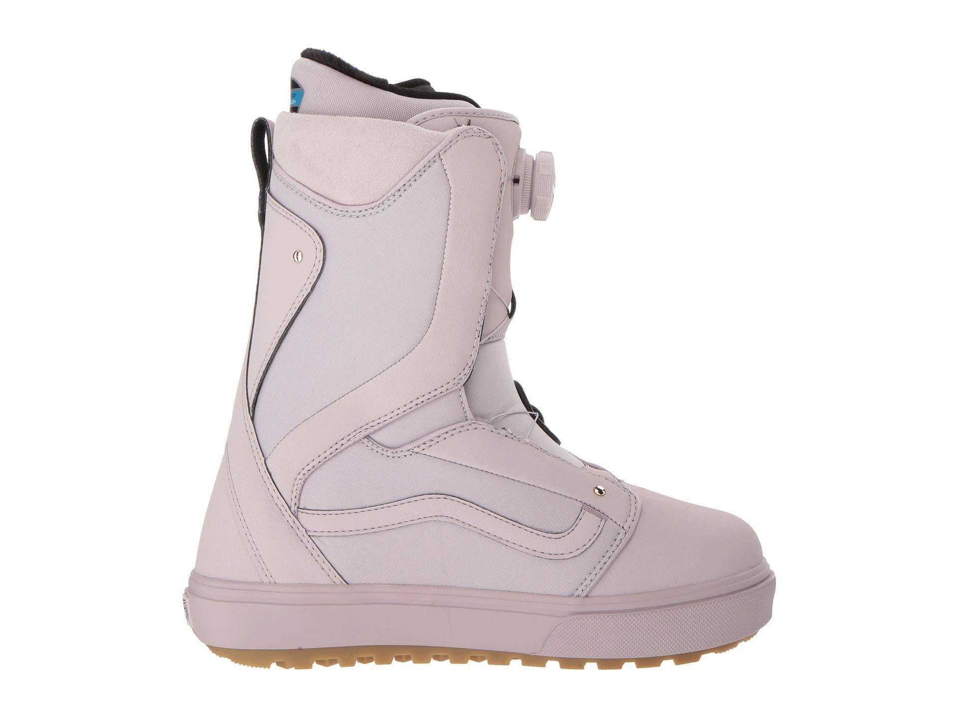 ed2efc38f888ca Lyst - Vans Encoretm Og  18 (sea Fog gum) Women s Snow Shoes