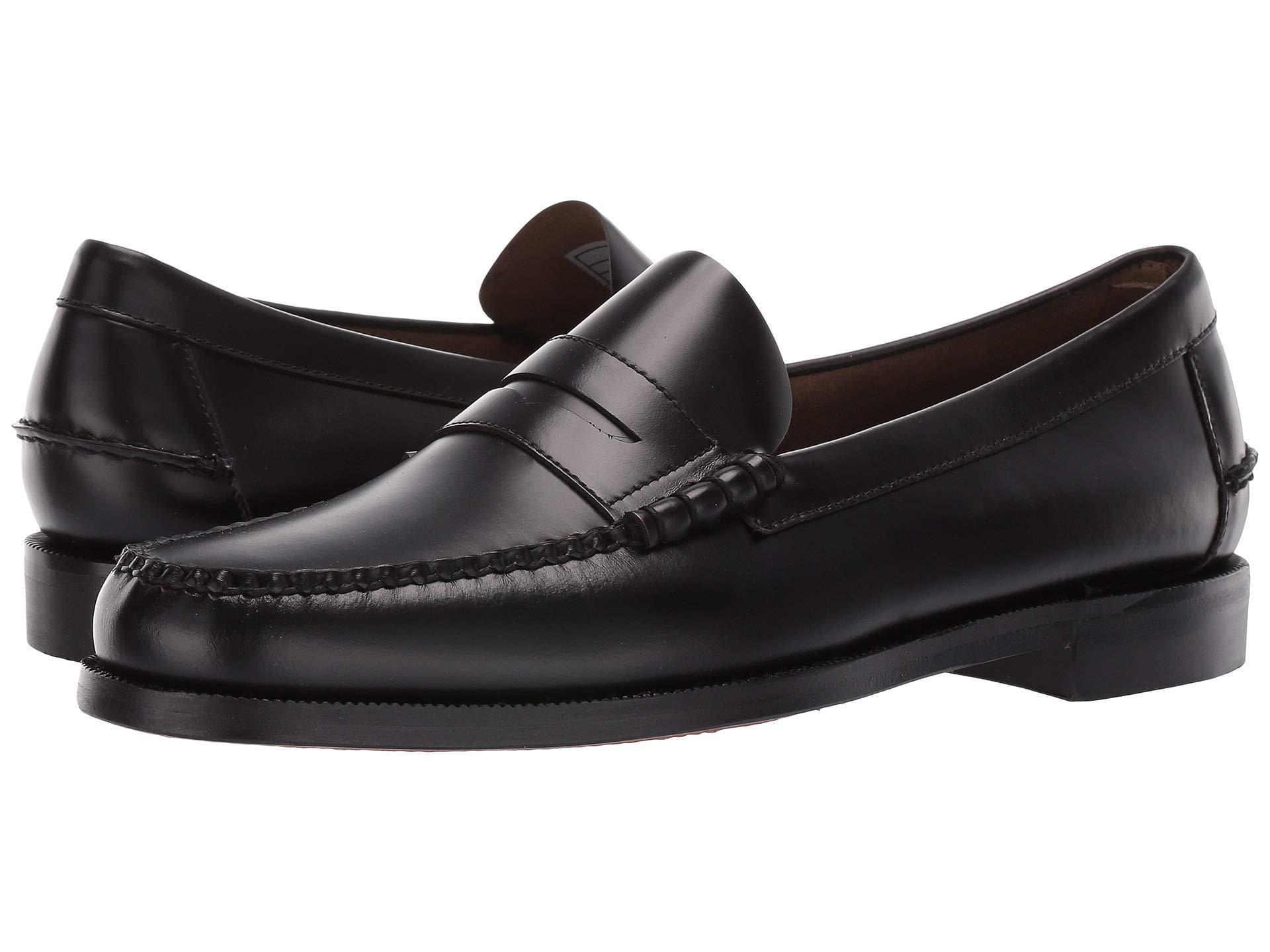 08f09647010 Lyst - Sebago Classic Dan (brown burgundy) Men s Shoes in Black for Men