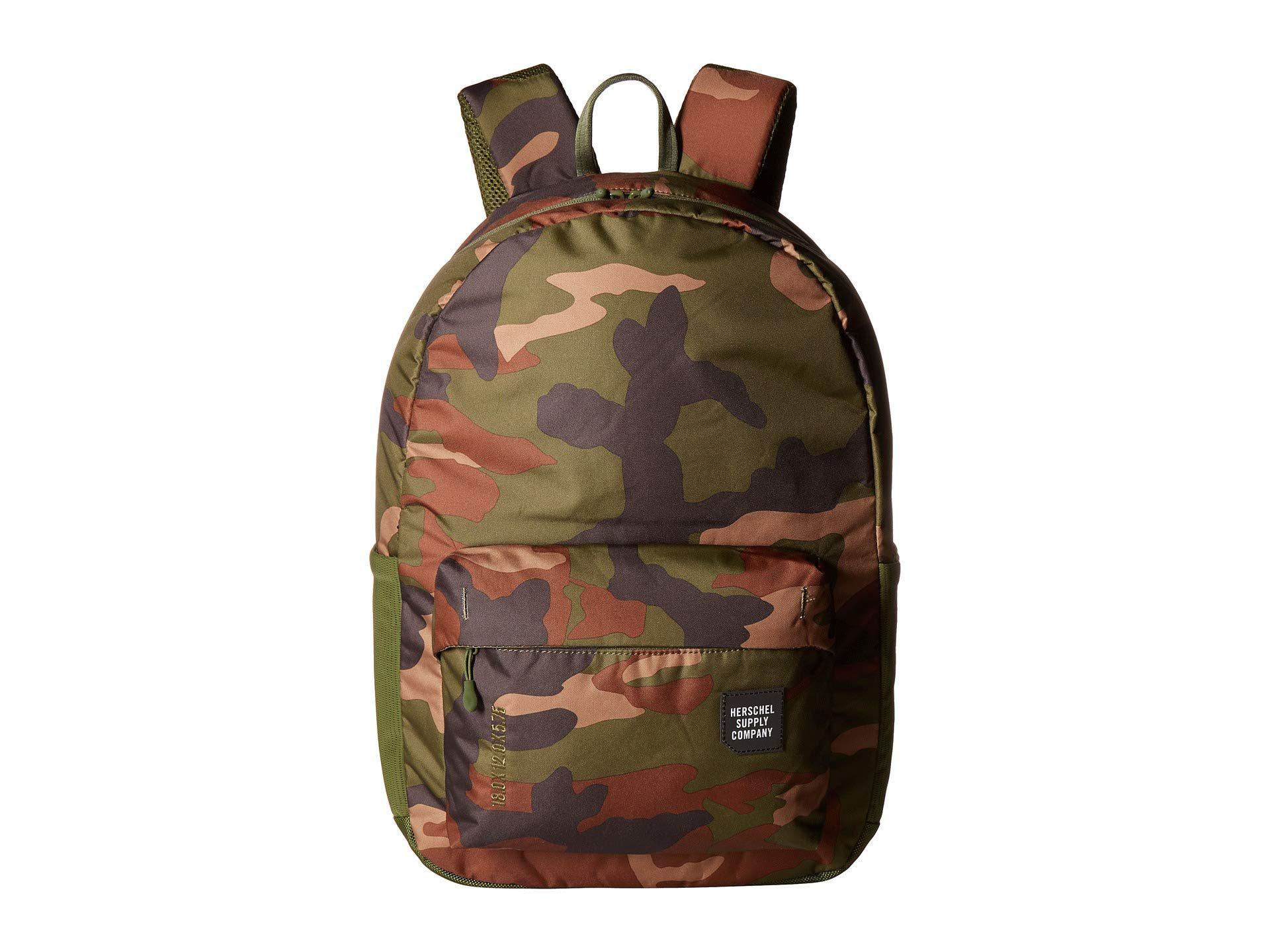 e0bd3d06ed24 Lyst - Herschel Supply Co. Rundle (woodland Camo) Backpack Bags for Men