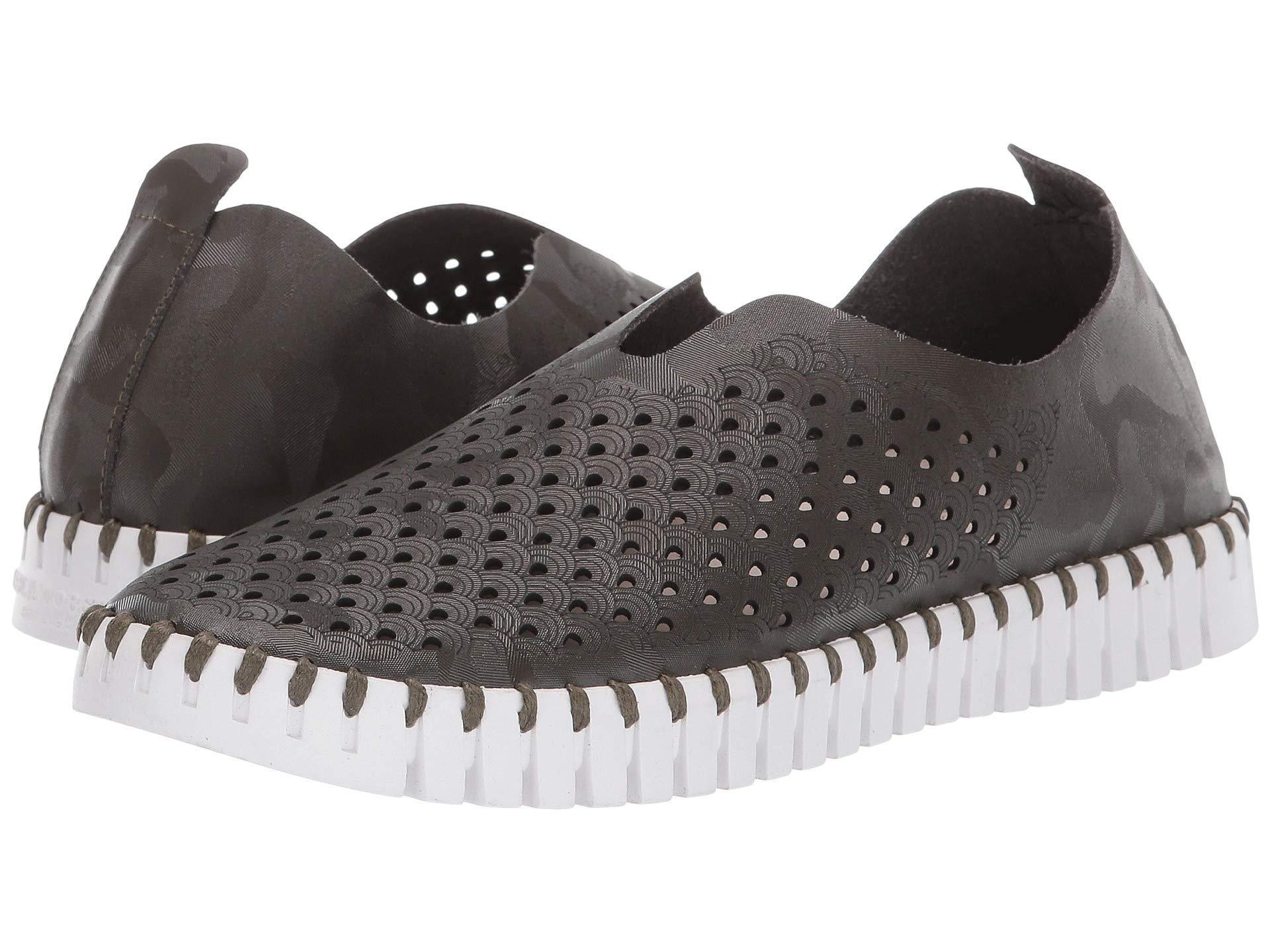438d74f17628 Lyst - Ilse Jacobsen Tulip 3565 (sand Pile) Women s Slip On Shoes