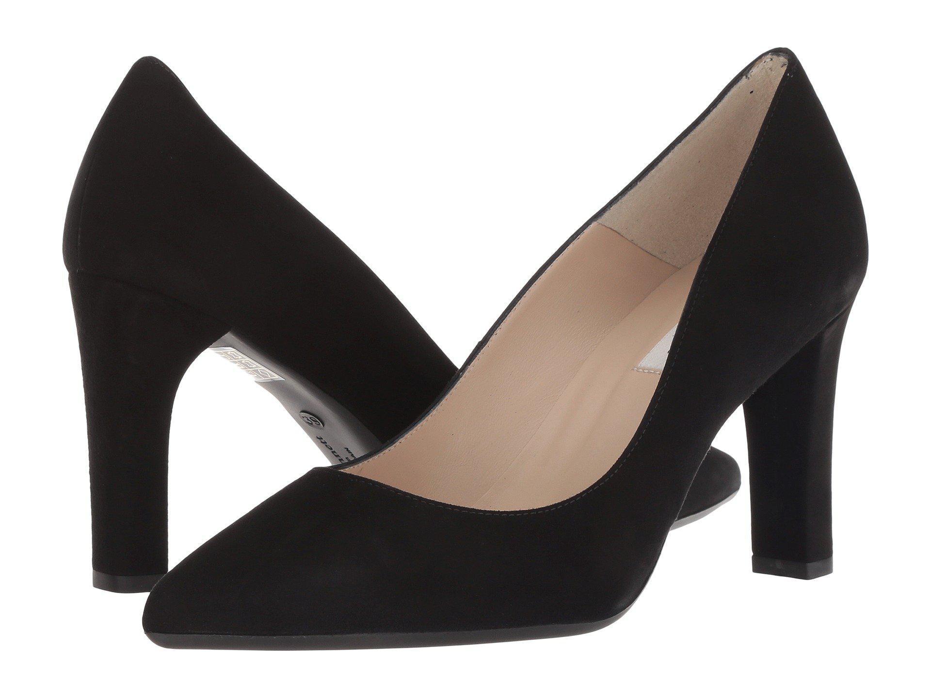 48f245372a0 Lyst - L.K.Bennett Tess (black Suede) Women s Shoes in Black