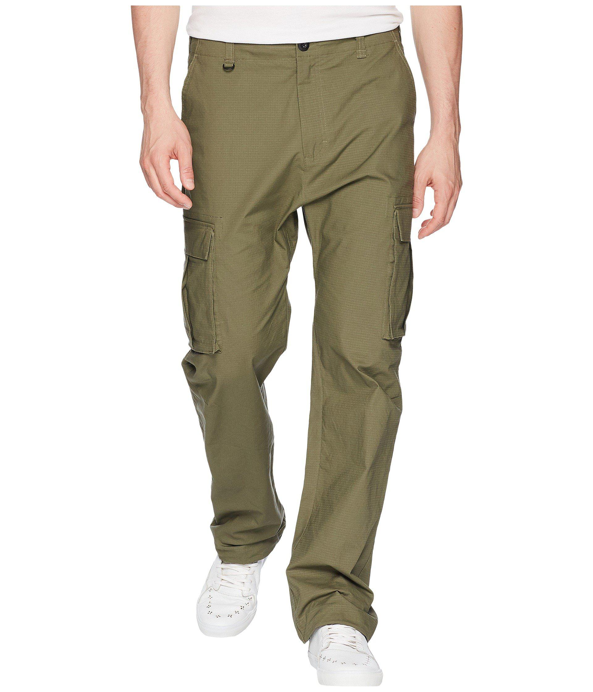15f71f2277ab Lyst - Nike Sb Flex Pants Fit To Move Cargo (medium Olive) Men s ...