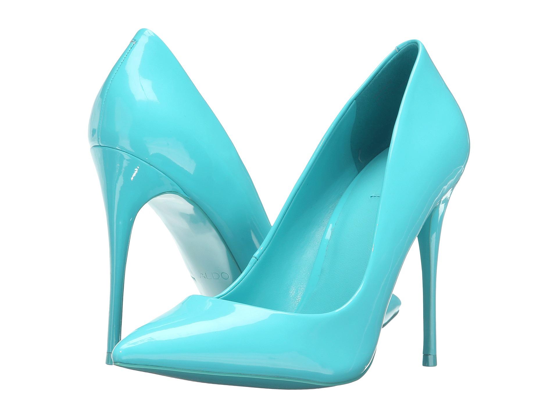 Turquoise Heels For Women Heels Zone