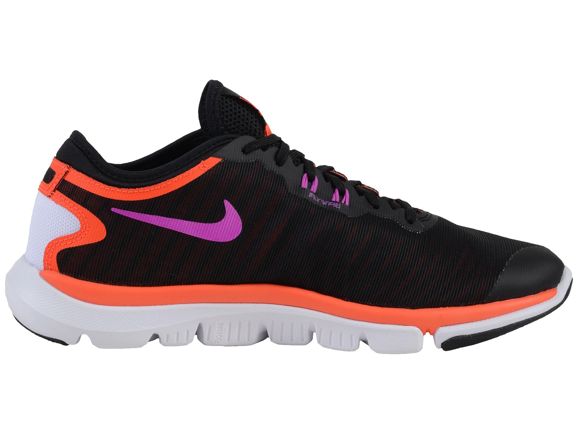 5882948b3f2da Lyst - Nike Flex Supreme Tr4 in Red