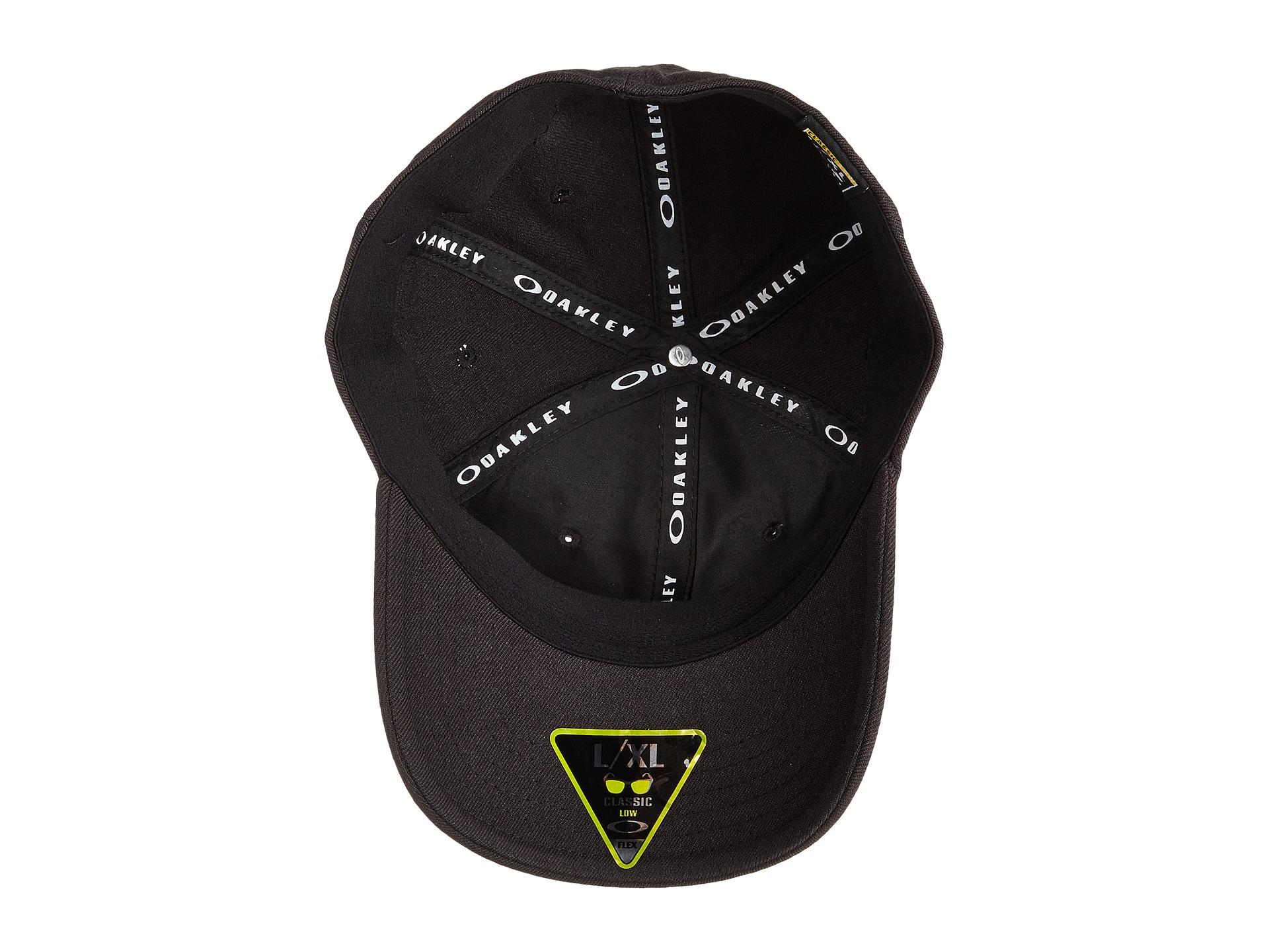 separation shoes 965fe d00e4 ... buy lyst oakley tincan cap in black for men eaf7a 7519b