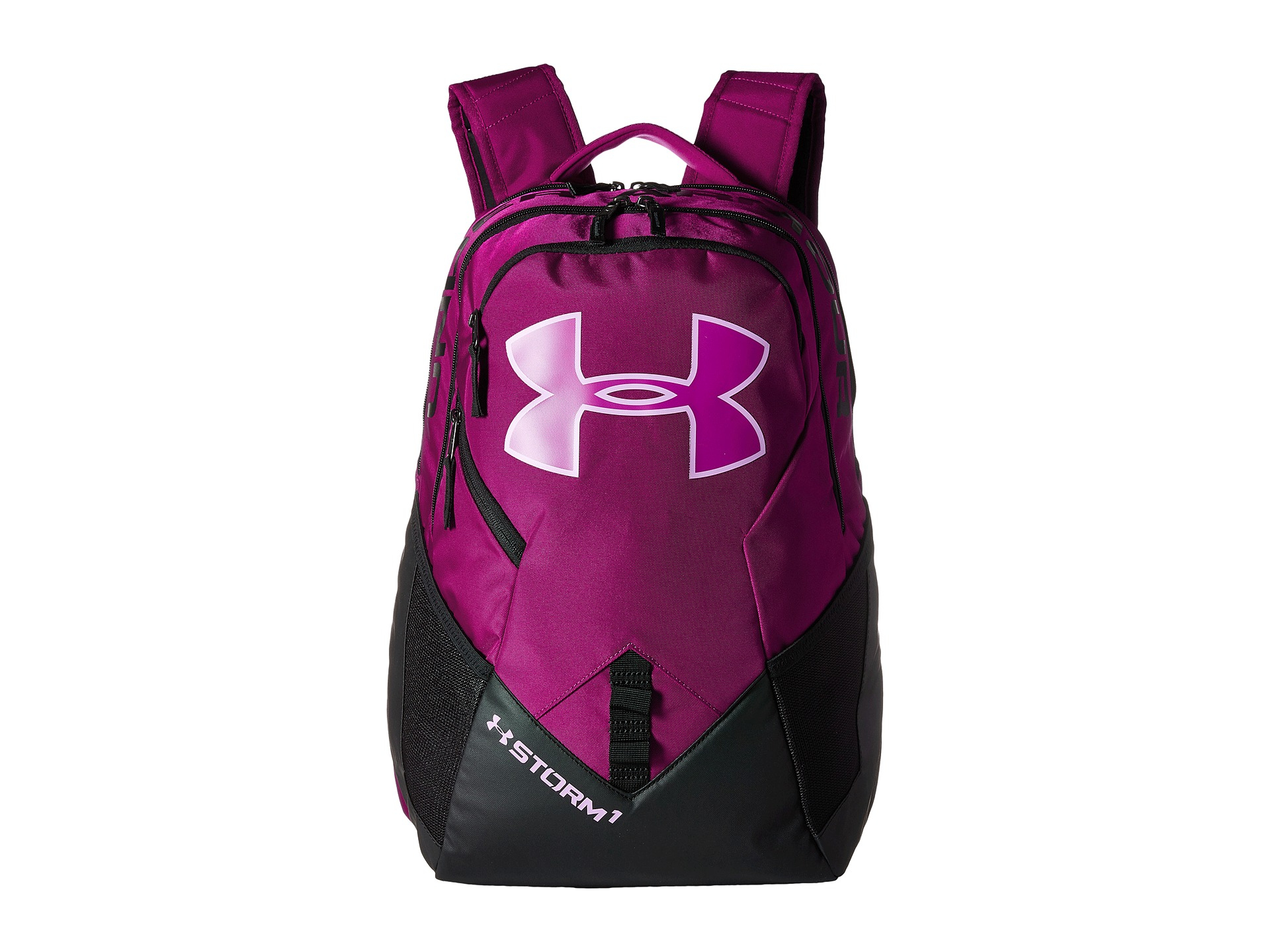 a7ceb73ab8f7 Lyst - Under Armour Ua Big Logo Iv Backpack in Purple for Men