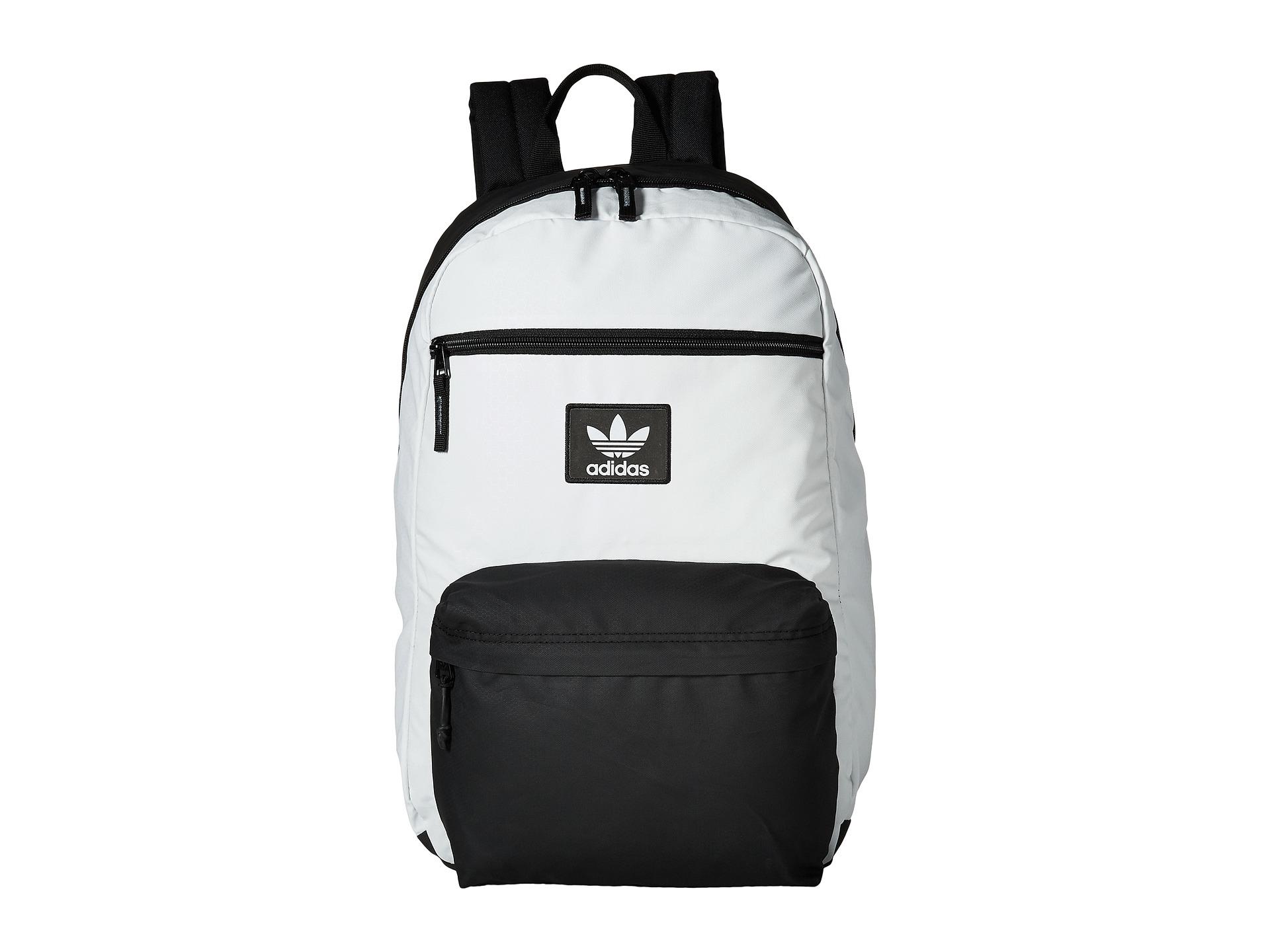 a57340bffb Lyst - adidas Originals Originals National Plus Backpack in Black ...