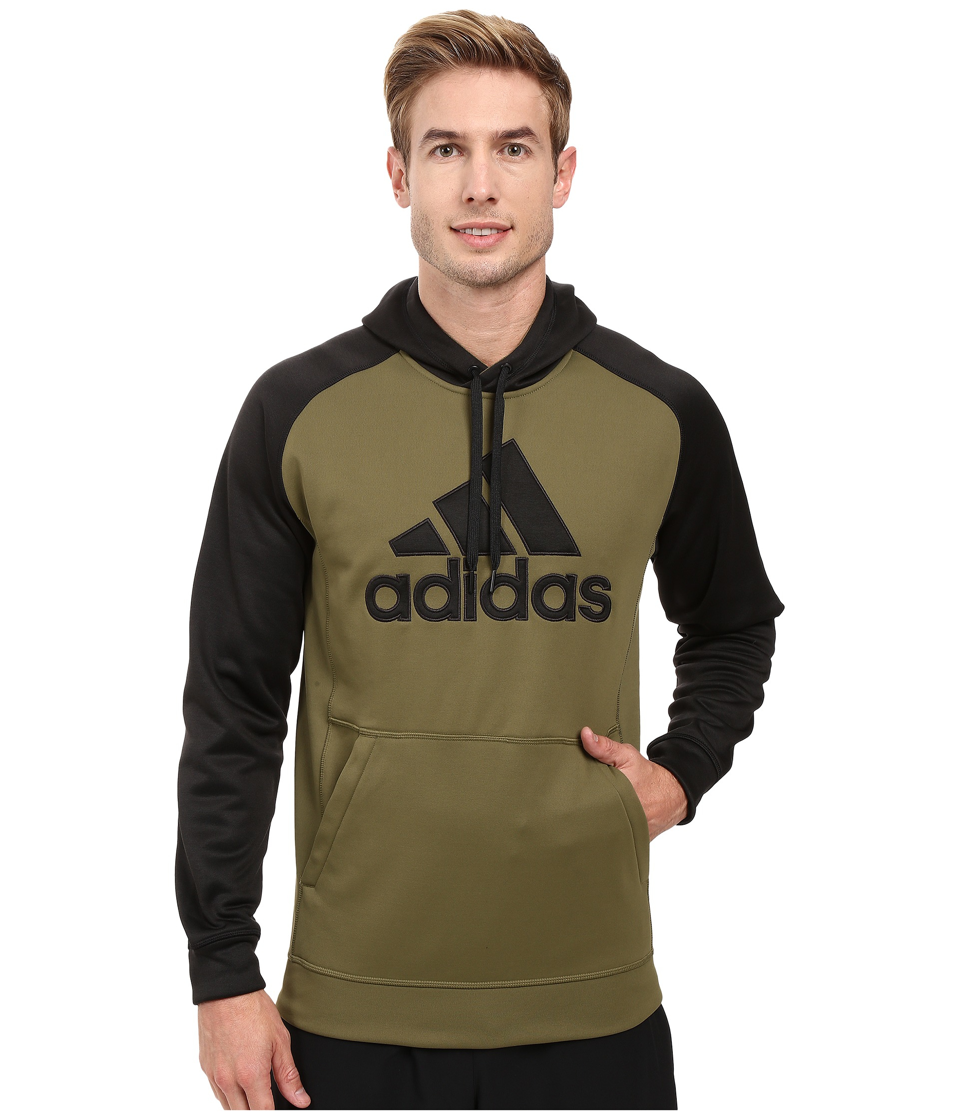 adidas originals team issues fleece pullover hoodie. Black Bedroom Furniture Sets. Home Design Ideas