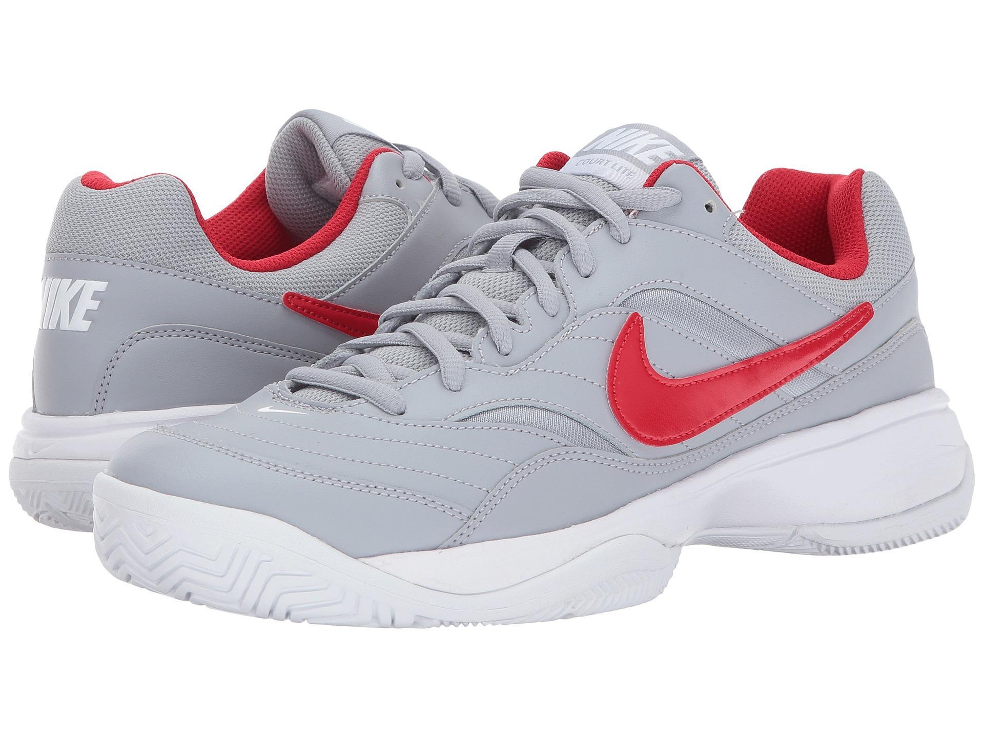 Lyst - Nike Court Lite in Gray for Men 174c22200