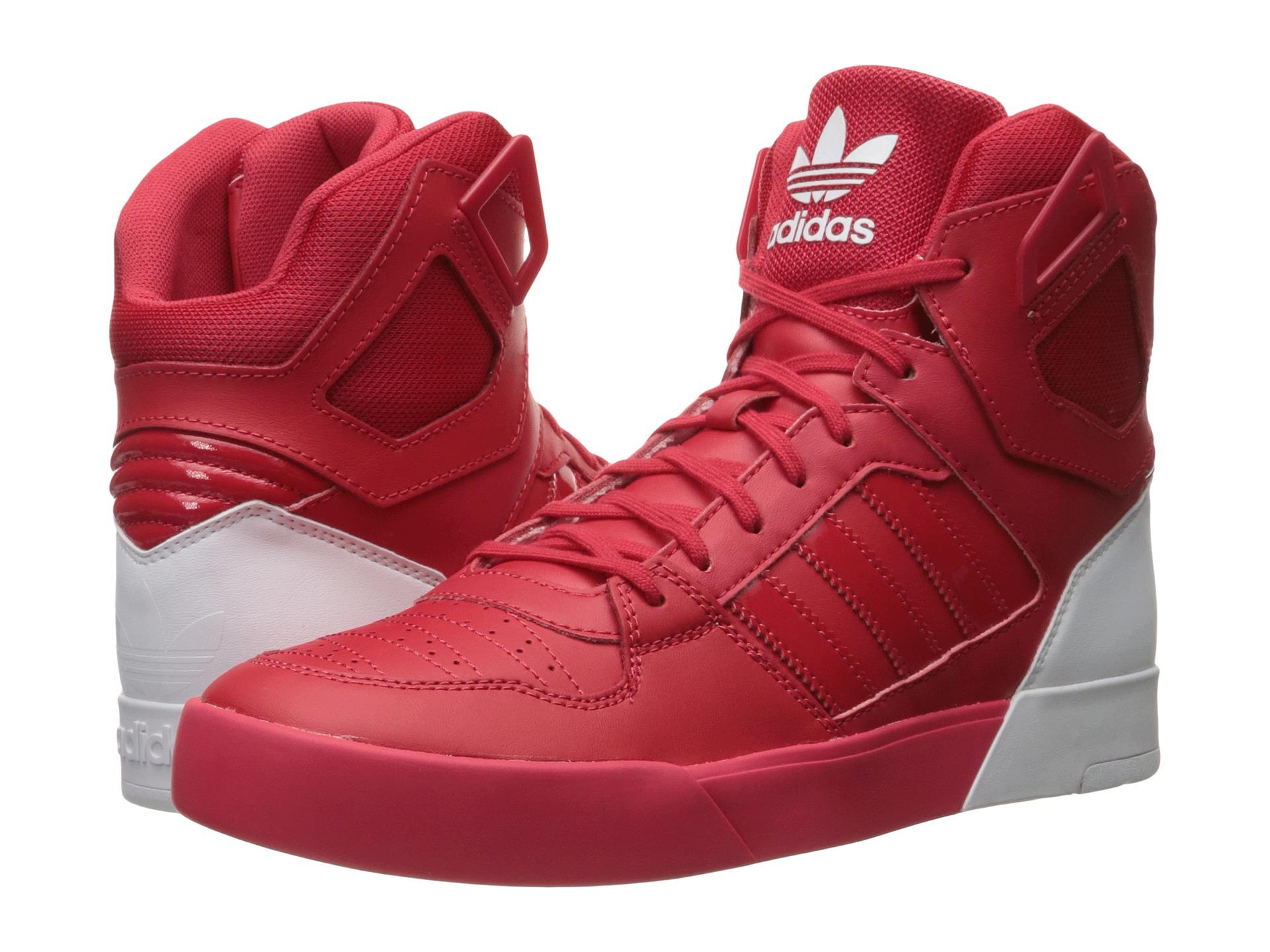 Lyst - adidas Originals Zestra in Red dc32b8011