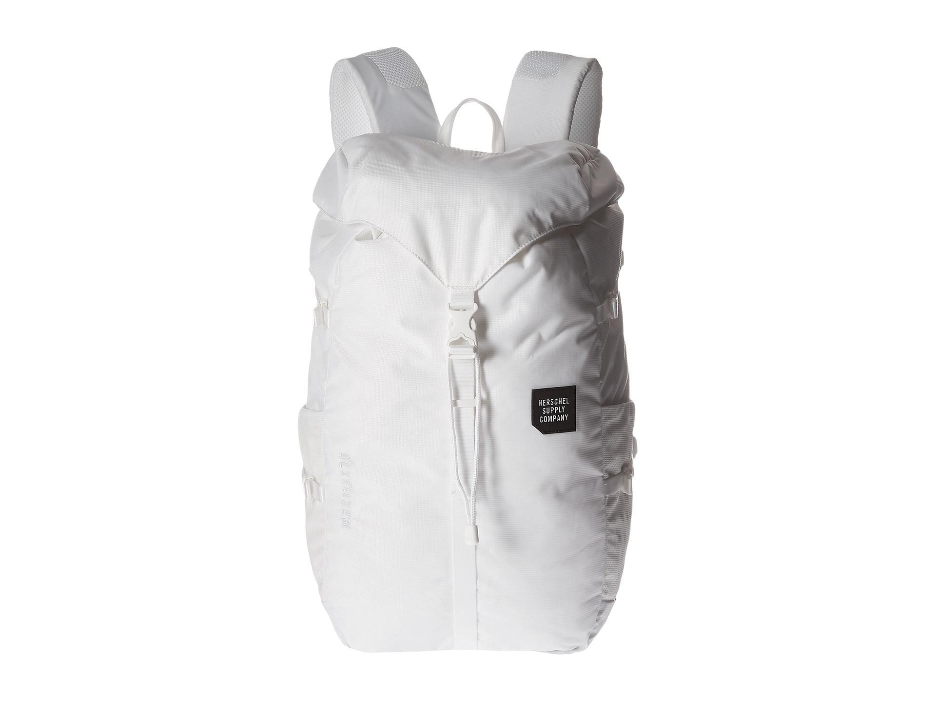 Lyst - Herschel Supply Co. Barlow Large in White for Men 5cf9e3890d527