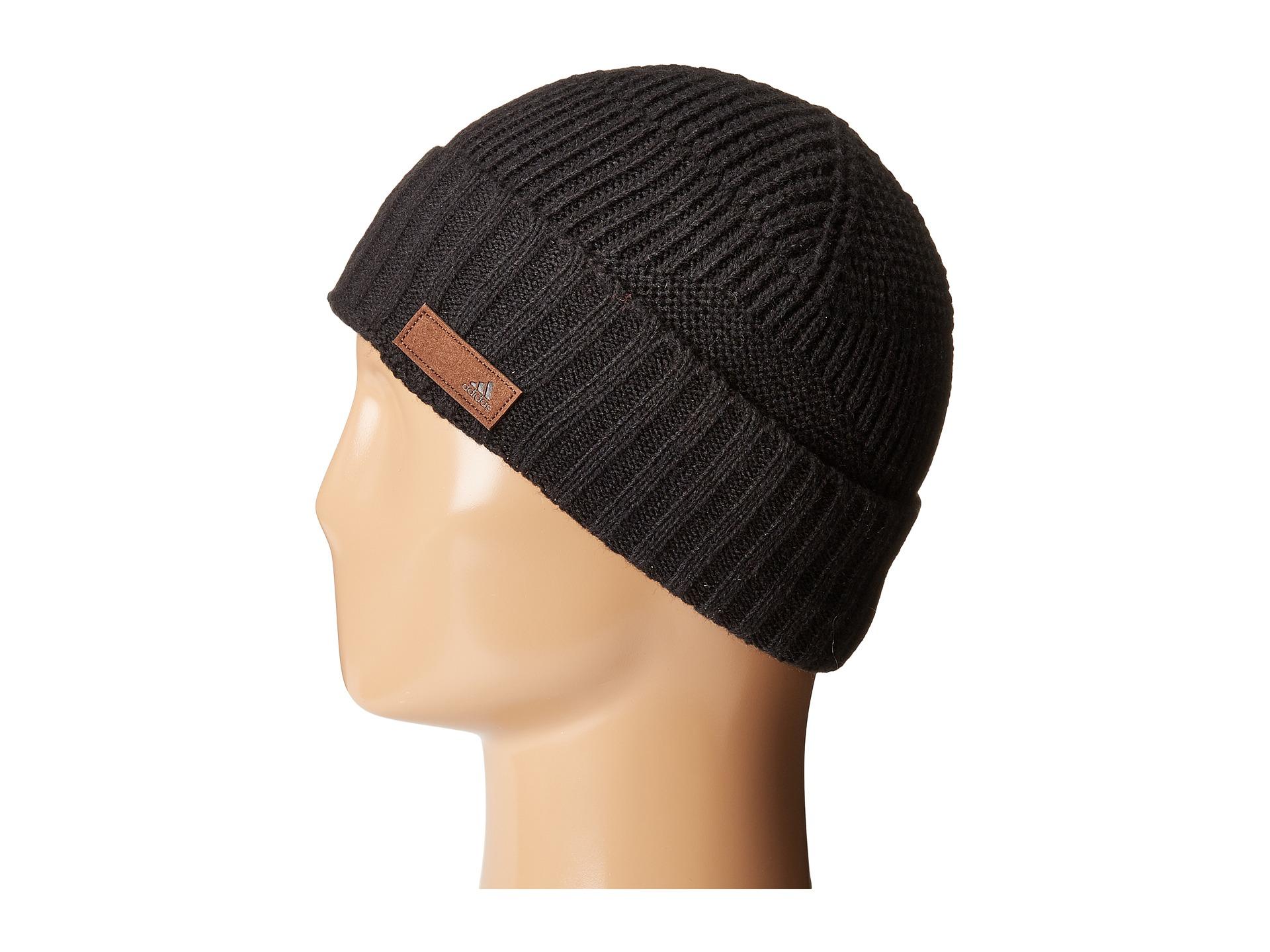 Lyst - adidas Originals Pine Knot Beanie in Black for Men 0c8607923fc