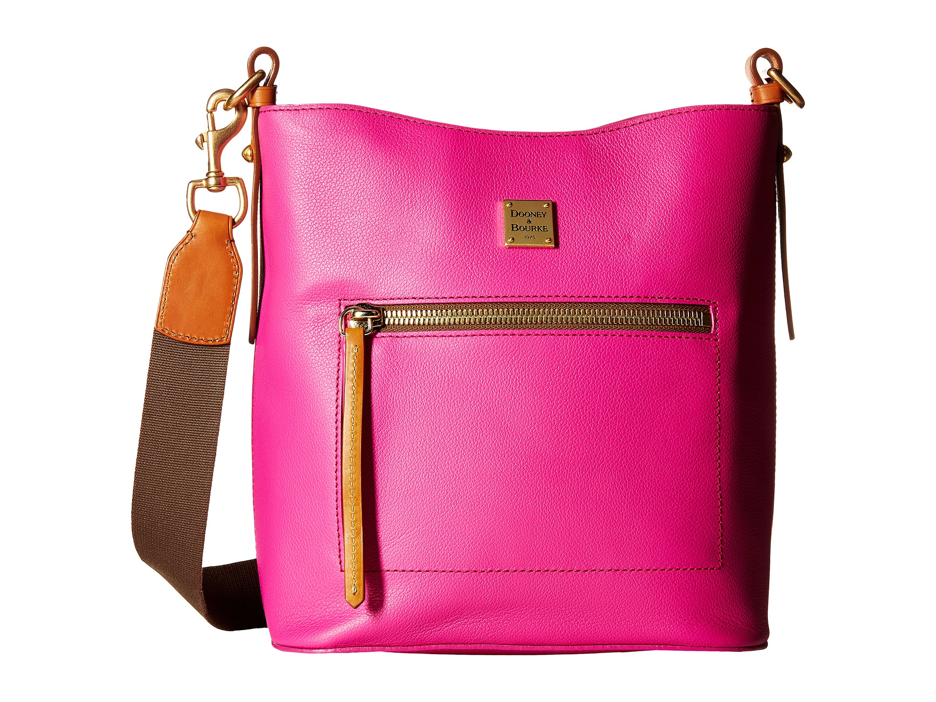 Lyst Dooney Bourke Raleigh Roxy Bag In Pink