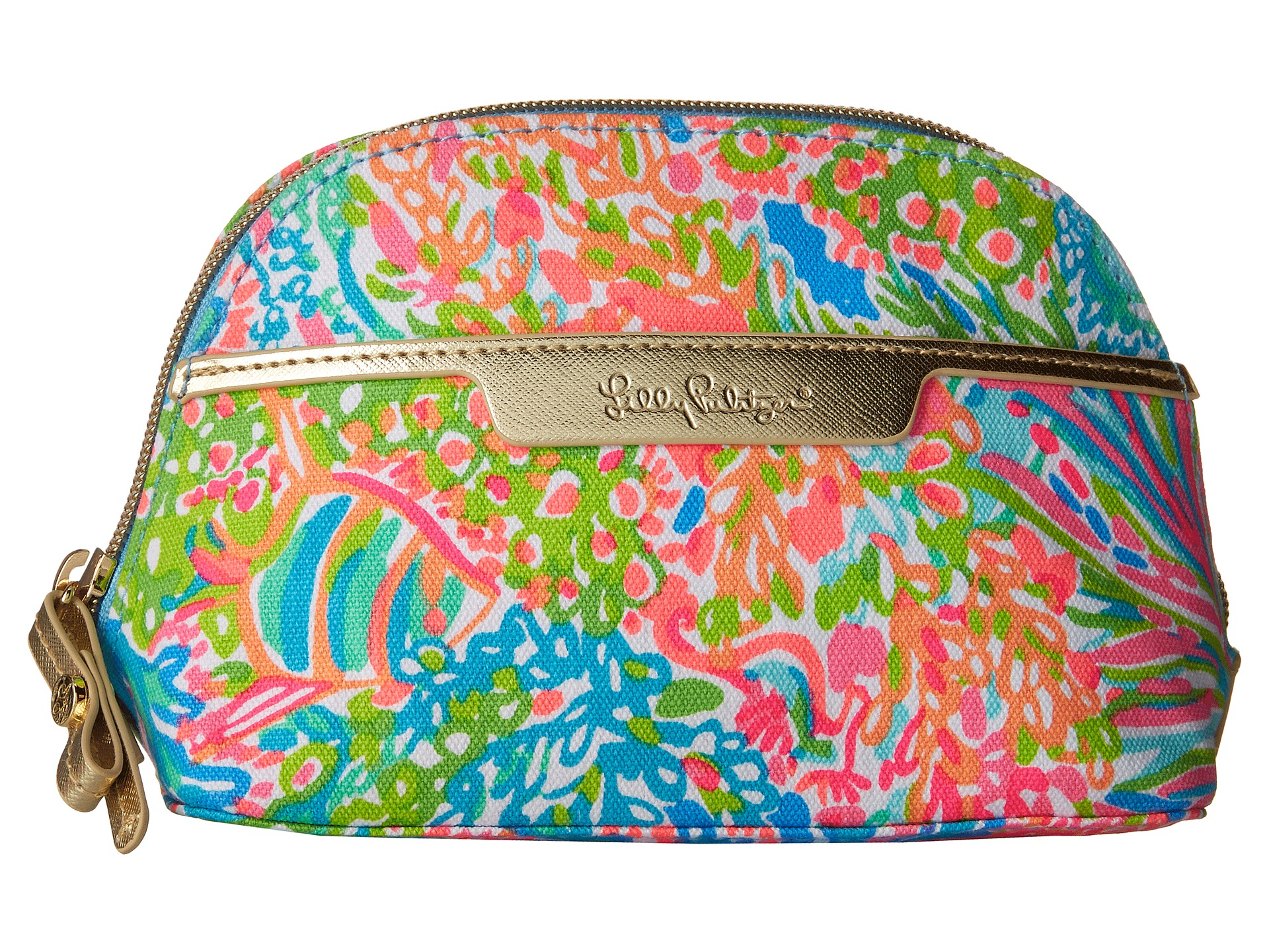 e324328d610c Lyst - Lilly Pulitzer Shore Cosmetic Bag