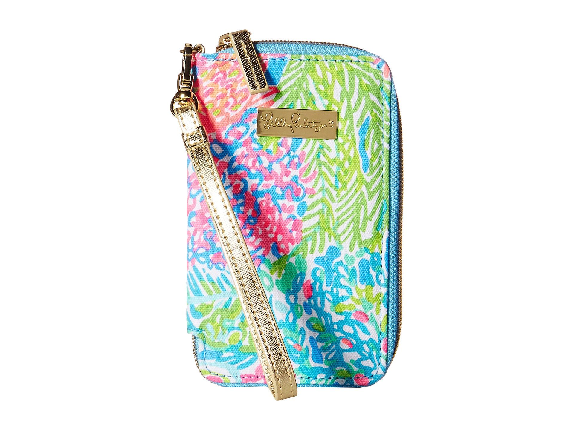 Lyst   Lilly Pulitzer Tiki Palm Iphone 6 Case