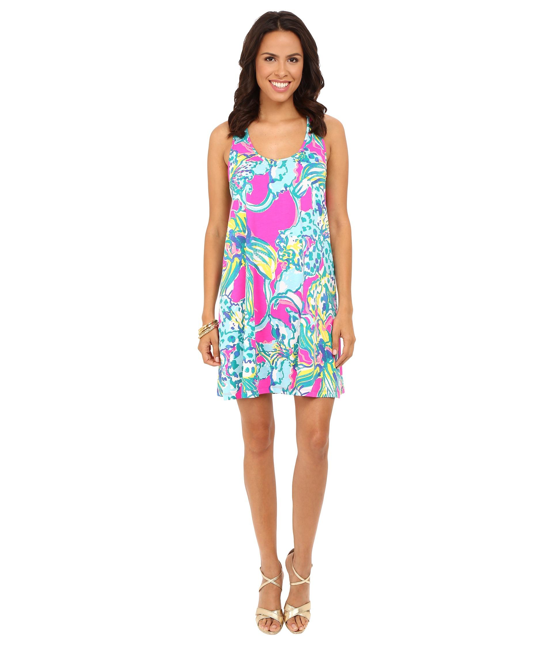 bfdb6fc957a599 Lilly Pulitzer Melle Dress - Lyst