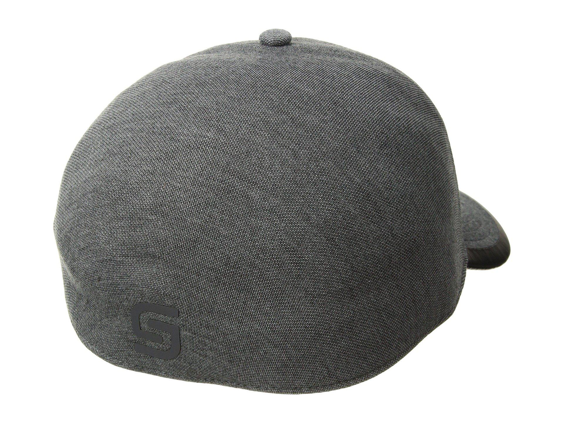 016a1e1aeb2 ... where to buy lyst under armour elevated tb tour cap in black for men  7938c 79a24