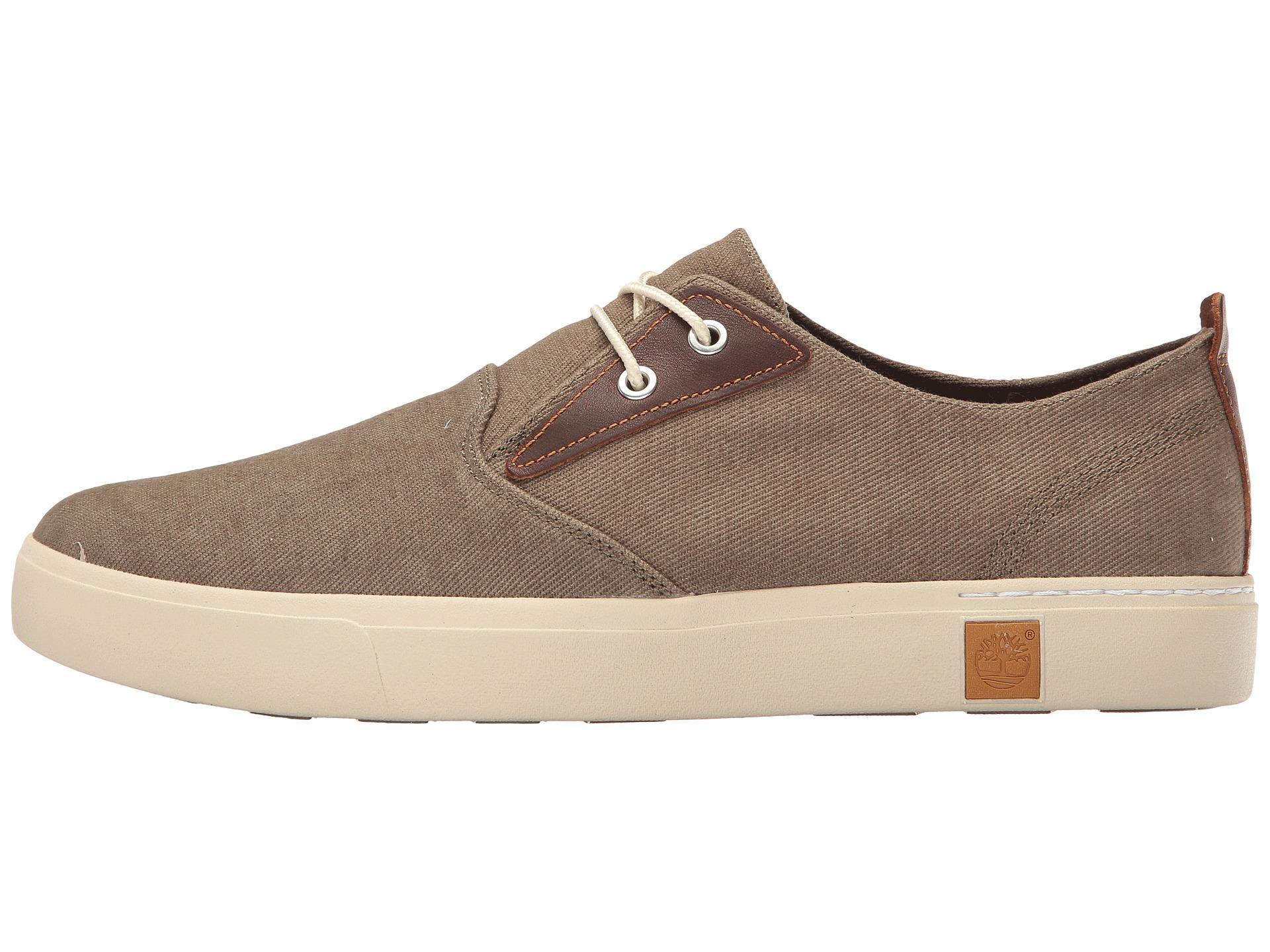 Men S Organic Canvas Shoes