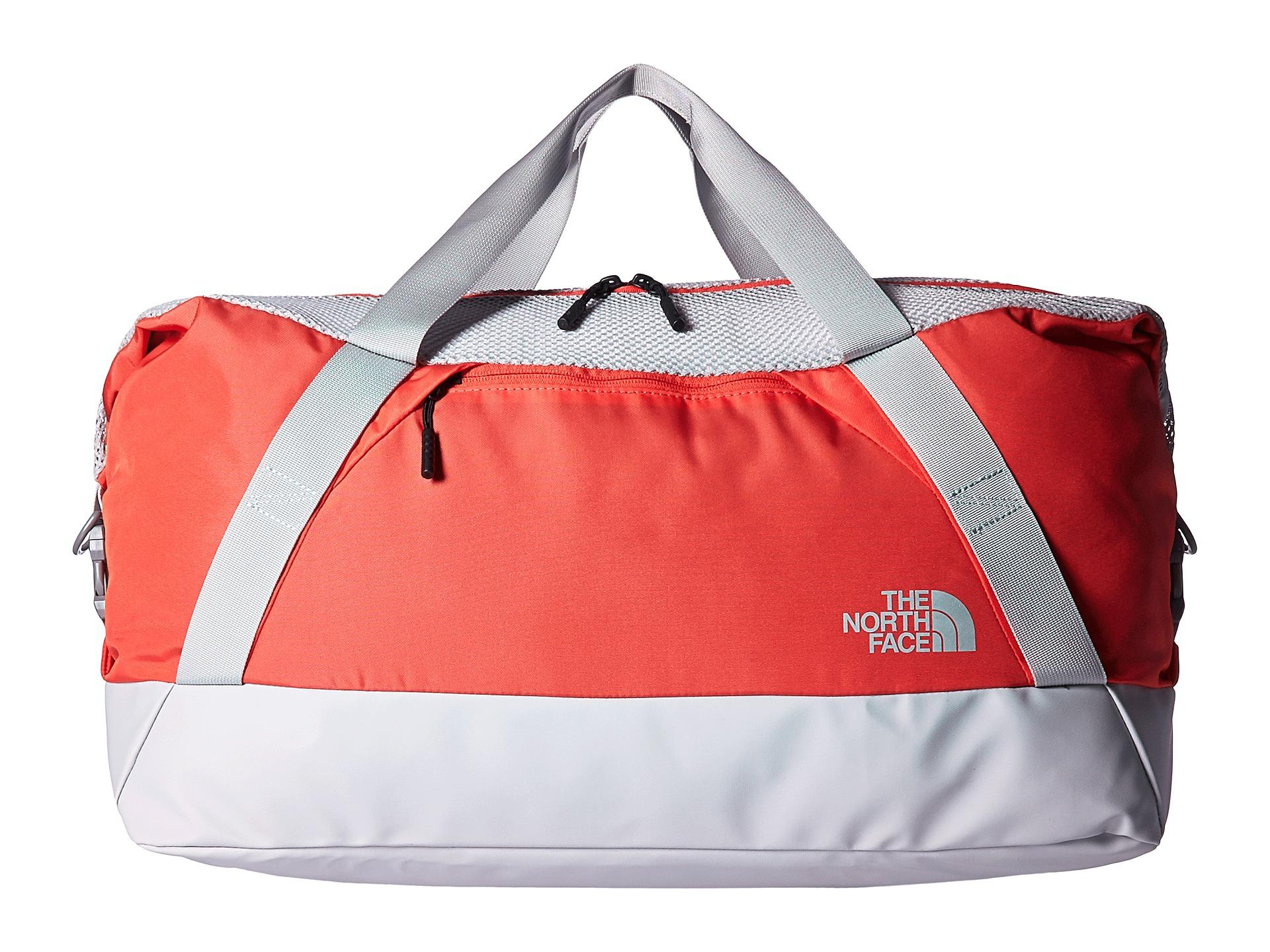 b47395d6ae01 Lyst - The North Face Apex Gym Duffel Bag - Medium in Red