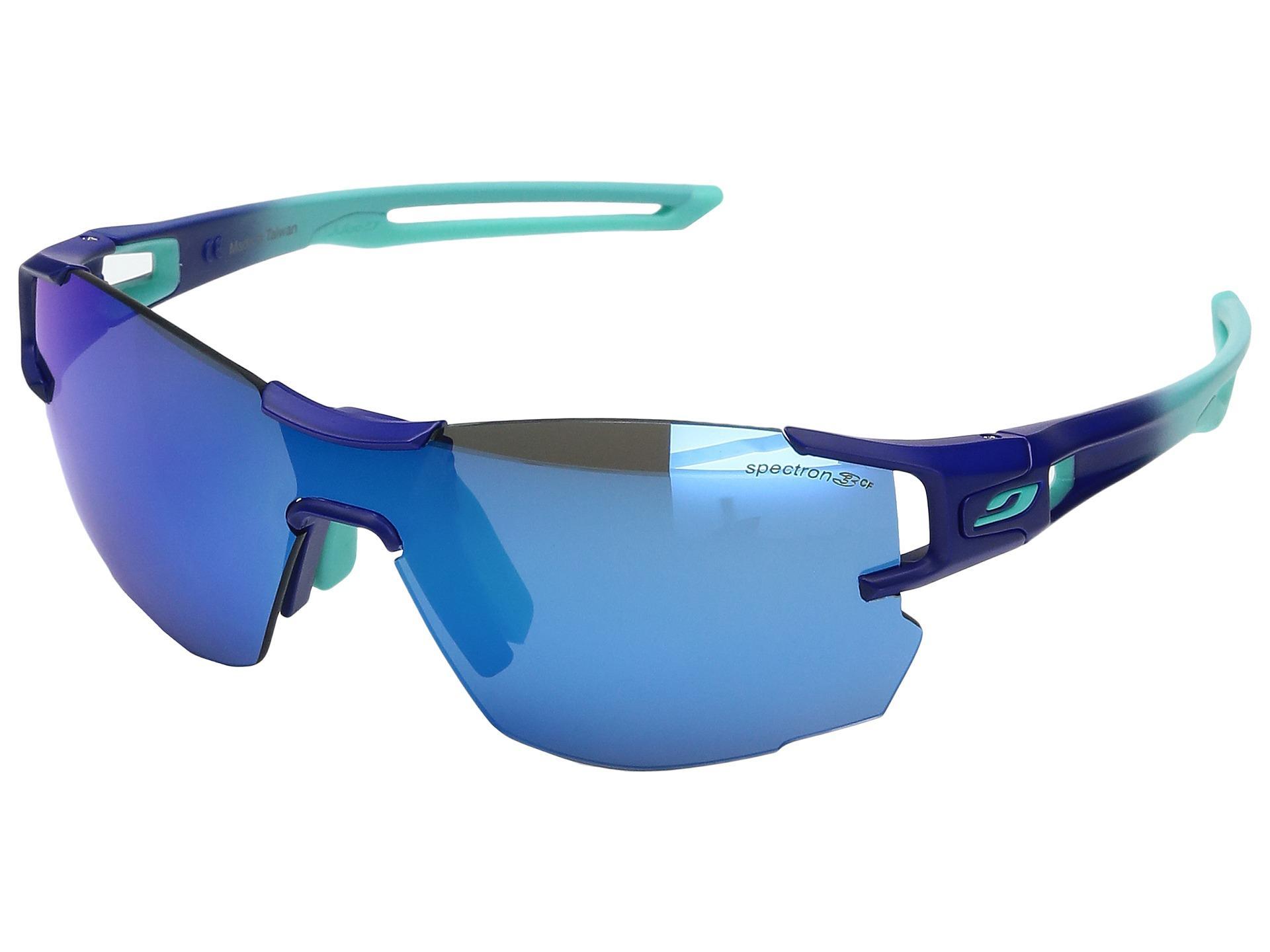 Julbo Eyewear Aerolite Sunglasses Blue Green With