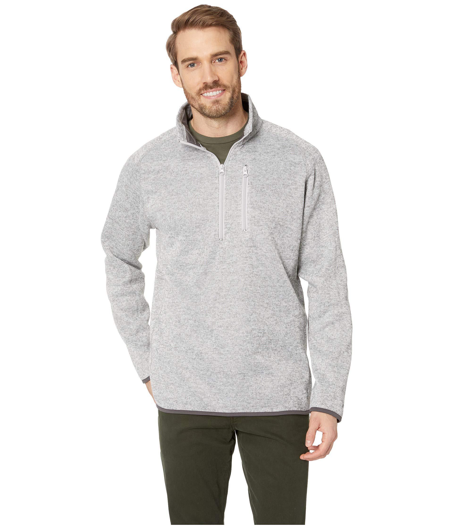 57b442e2 Lyst - Stetson 2393 Bonded Sweater (gray) Men's Sweater in Gray for Men