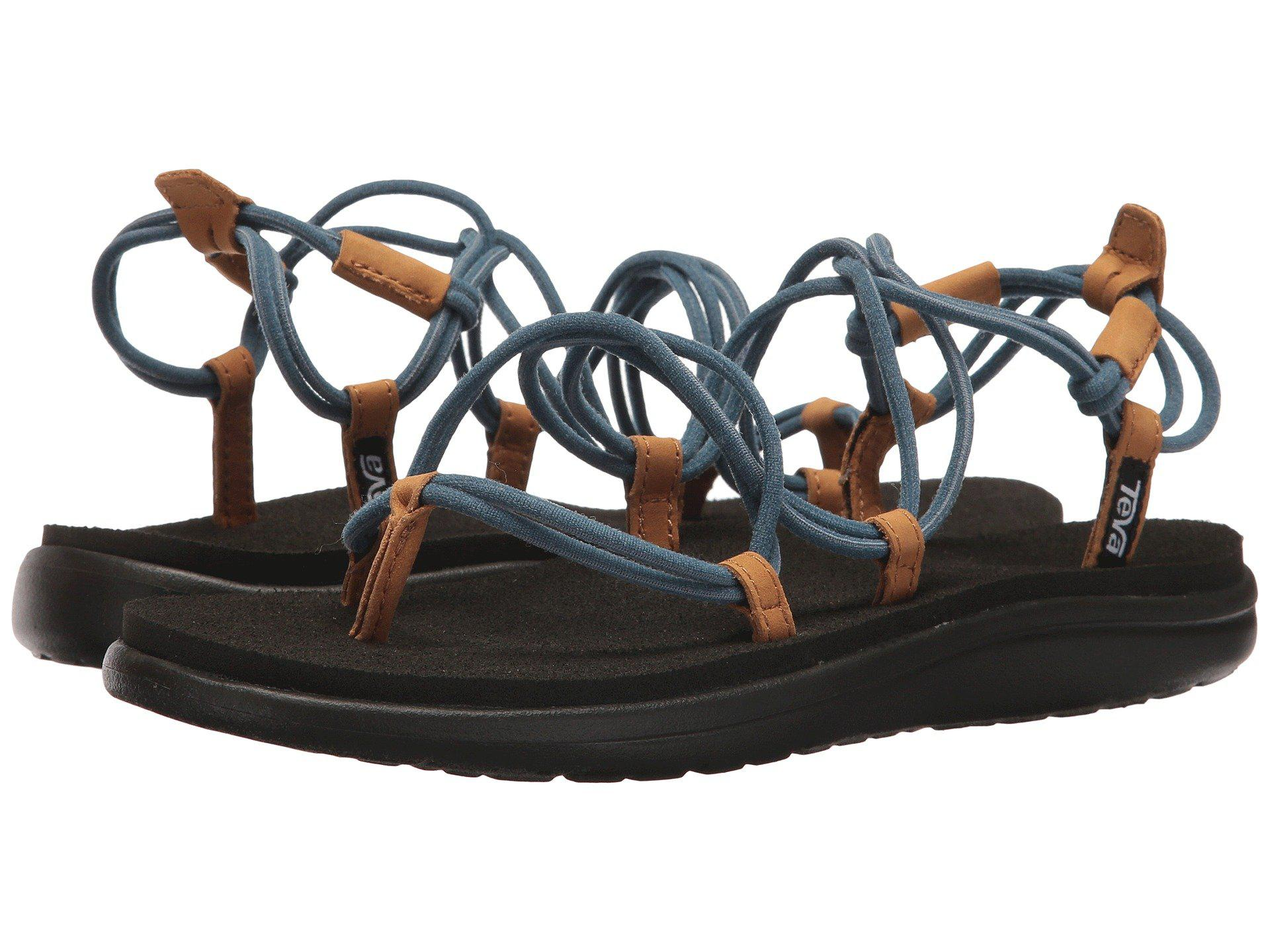 135ff1eb207fbd Slender looped straps and an amazingly cushy footbed will make this your  favorite sandal ...