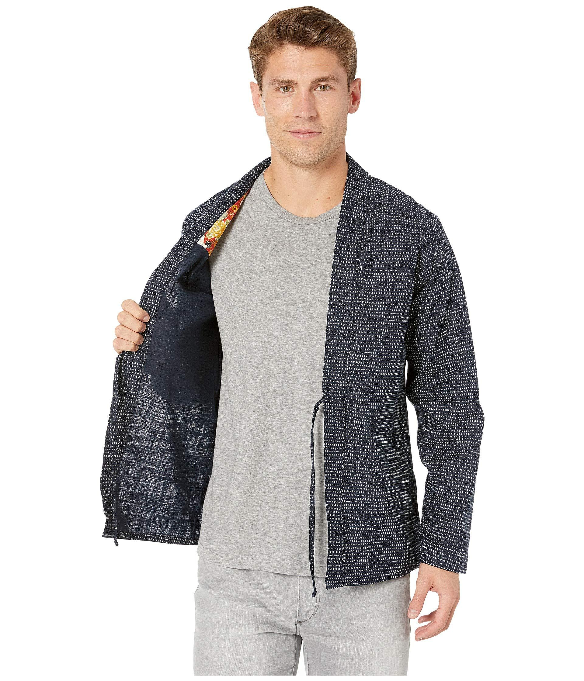 805d1c203b ... Shirt (kimono Chon indigo) Men s Clothing for. View fullscreen