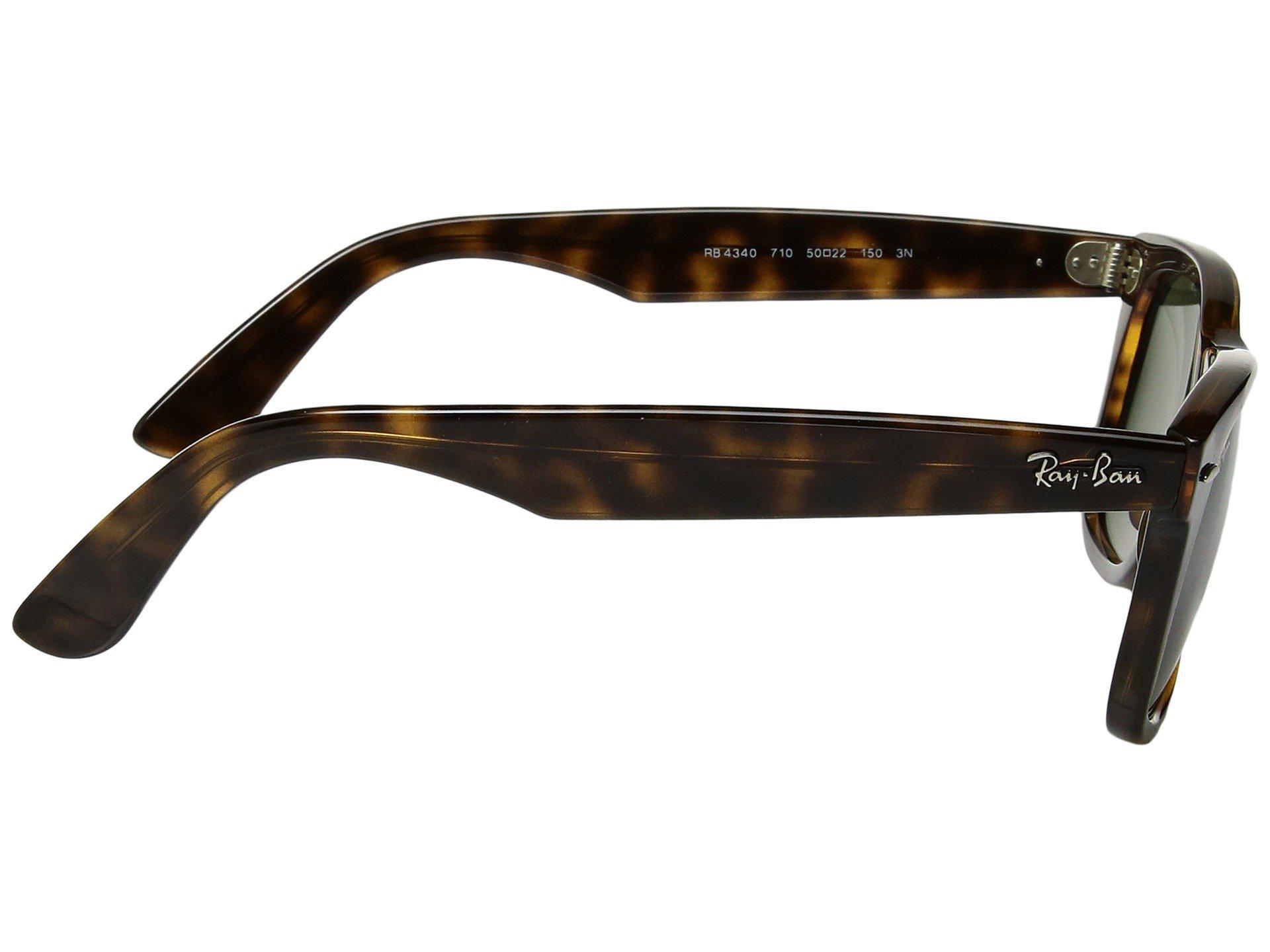 d061e4bb86 ... Wayfarer Ease Rb4340 50mm (black polarized Green Classic G. View  fullscreen