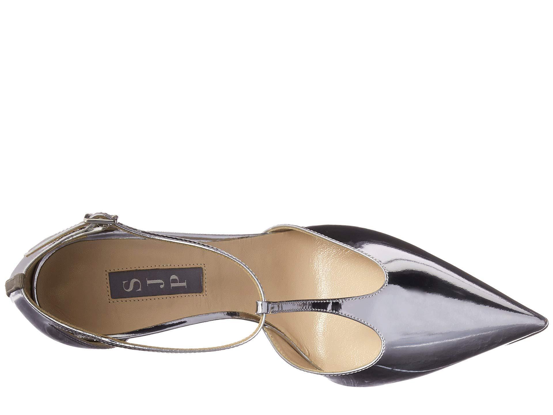 9241854622f SJP by Sarah Jessica Parker - Metallic Taylor (silver Scintillate) Women s  Shoes - Lyst. View fullscreen