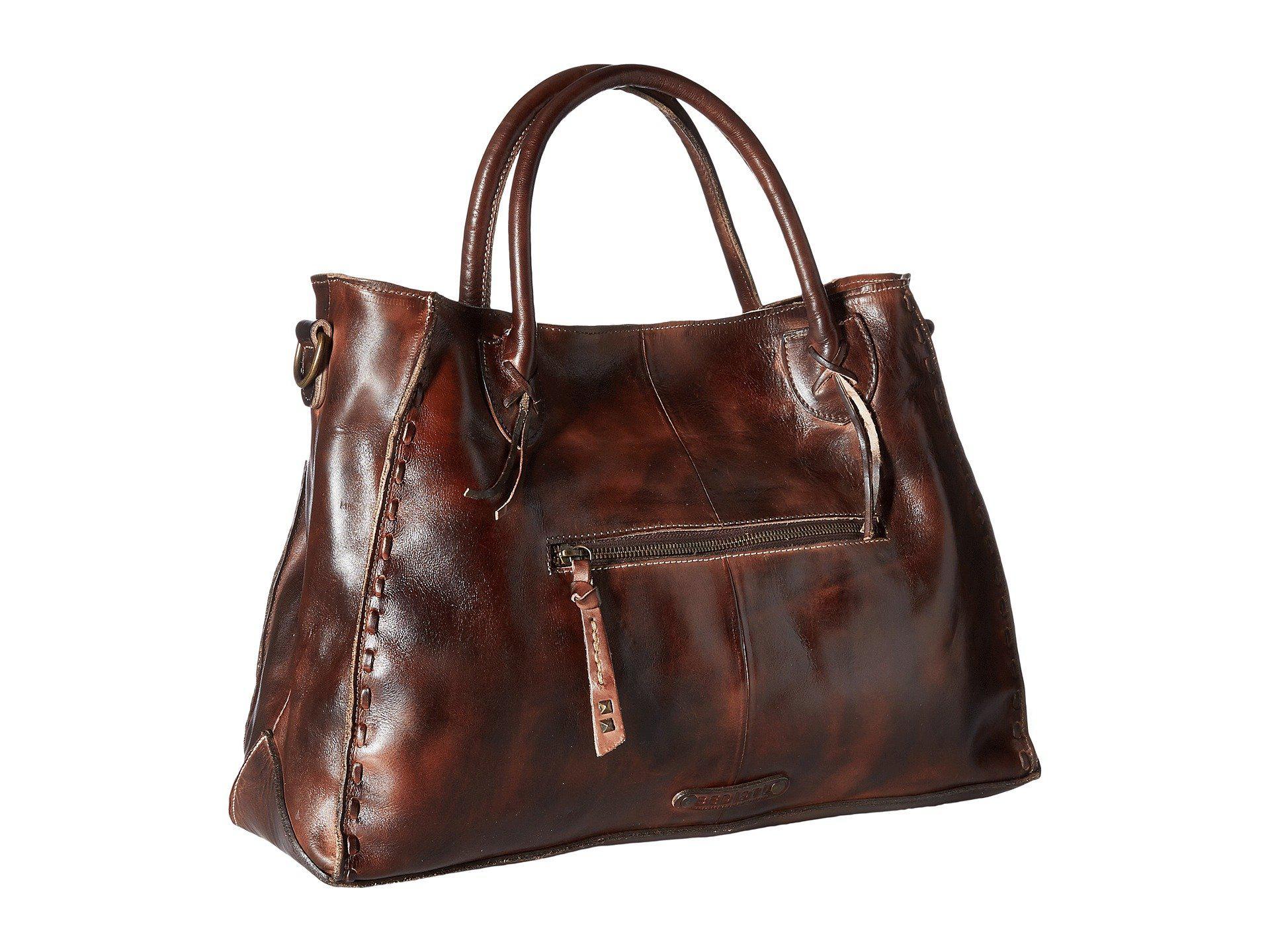 8a21f8eb61 Bed Stu - Brown Rockaway (tan Rustic) Handbags - Lyst. View fullscreen