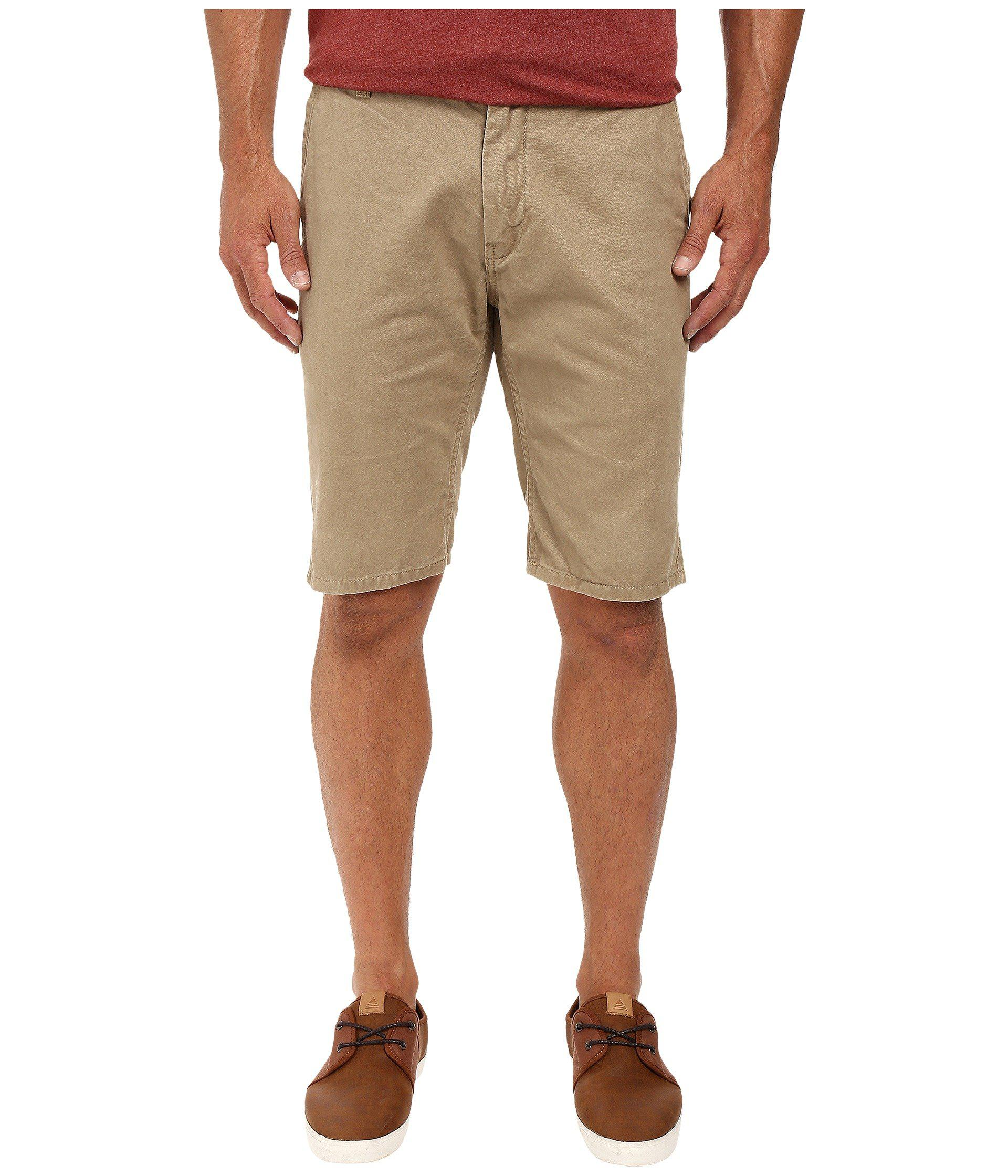 Chino Men's Shorts In Elmwood Lyst Quiksilver Everyday Dyxfciuvwq oxBedC