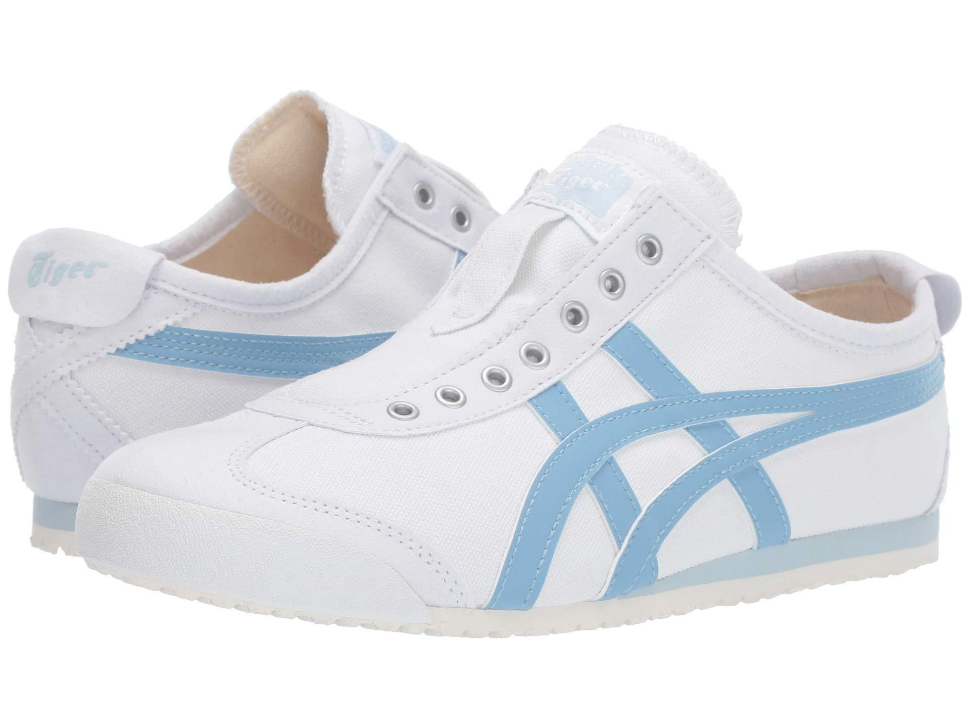 8fdd56e60a Onitsuka Tiger Mexico 66 Slip-on (white/sienna) Women's Shoes in ...